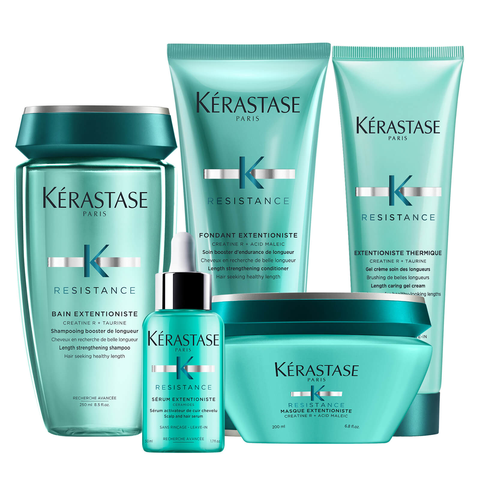 Kérastase Extentioniste Regime for Healthy-Looking Lengths