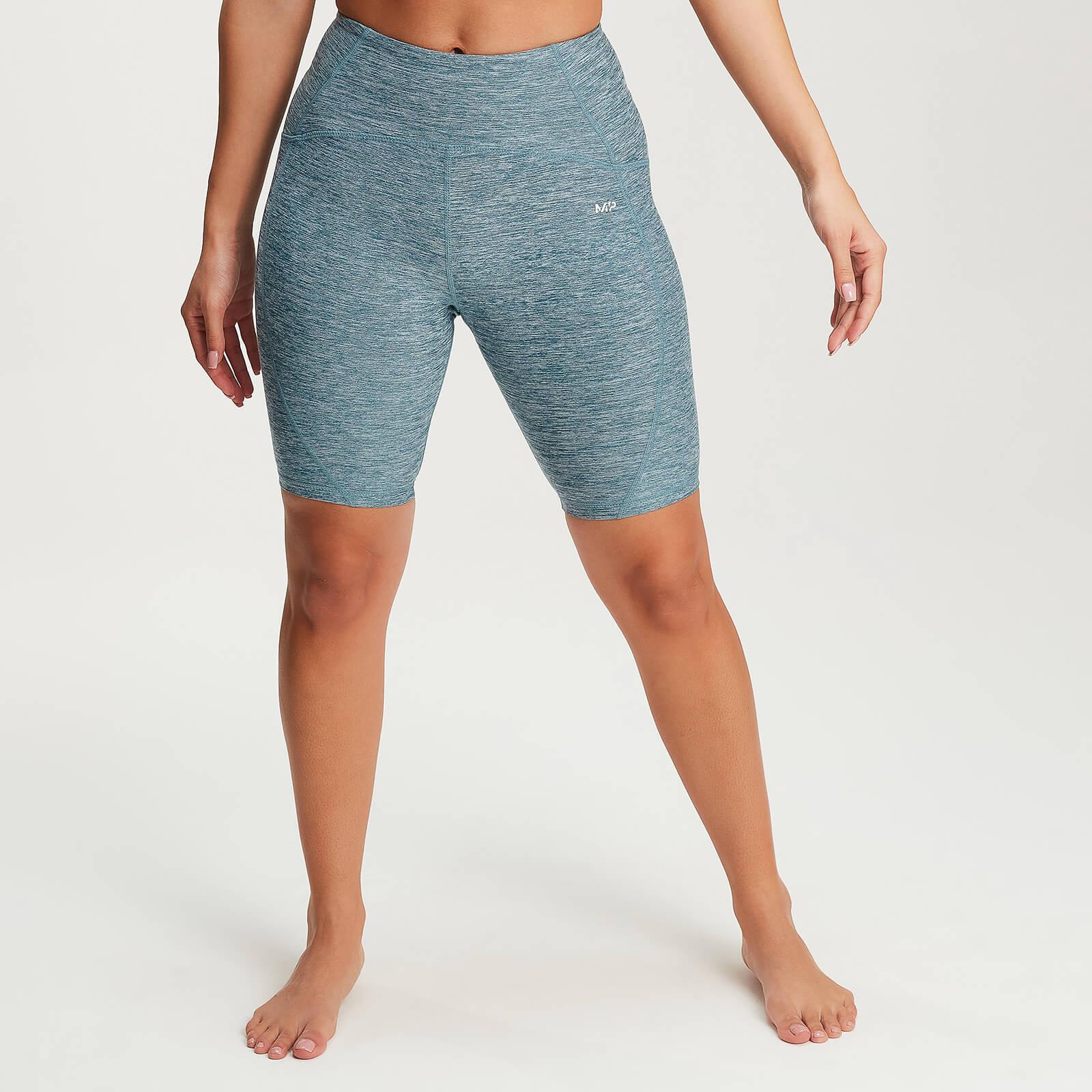Damen Composure Radler-Shorts - Deep Lake - M