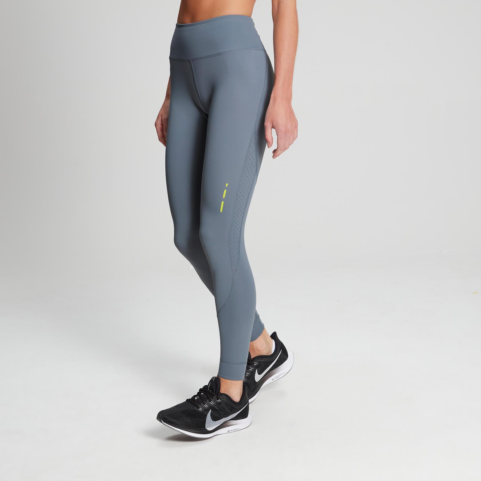Legging Power Ultra – Galaxie/Citron vert - L