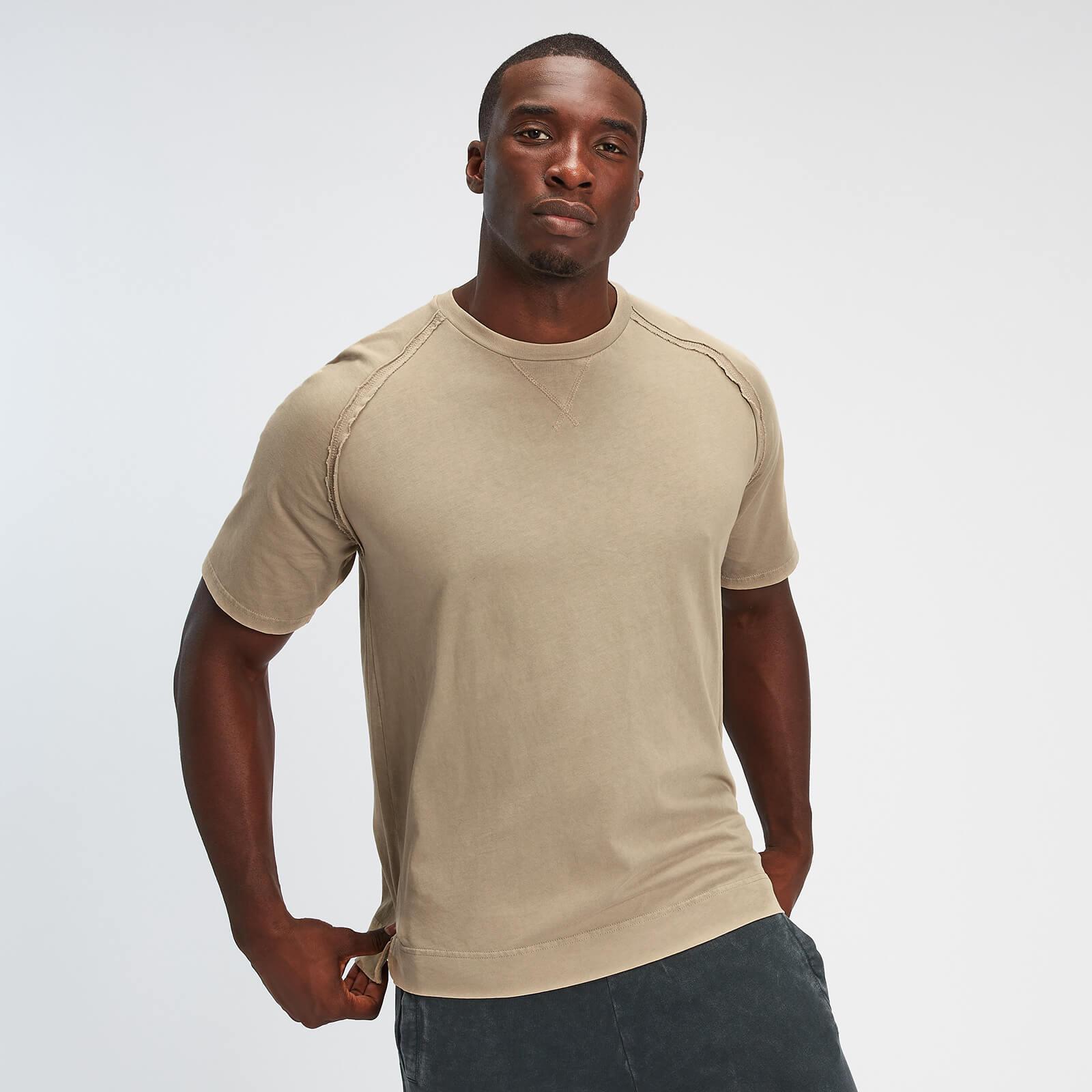 T-shirt MP Raw Training pour hommes – Brun clair - XS