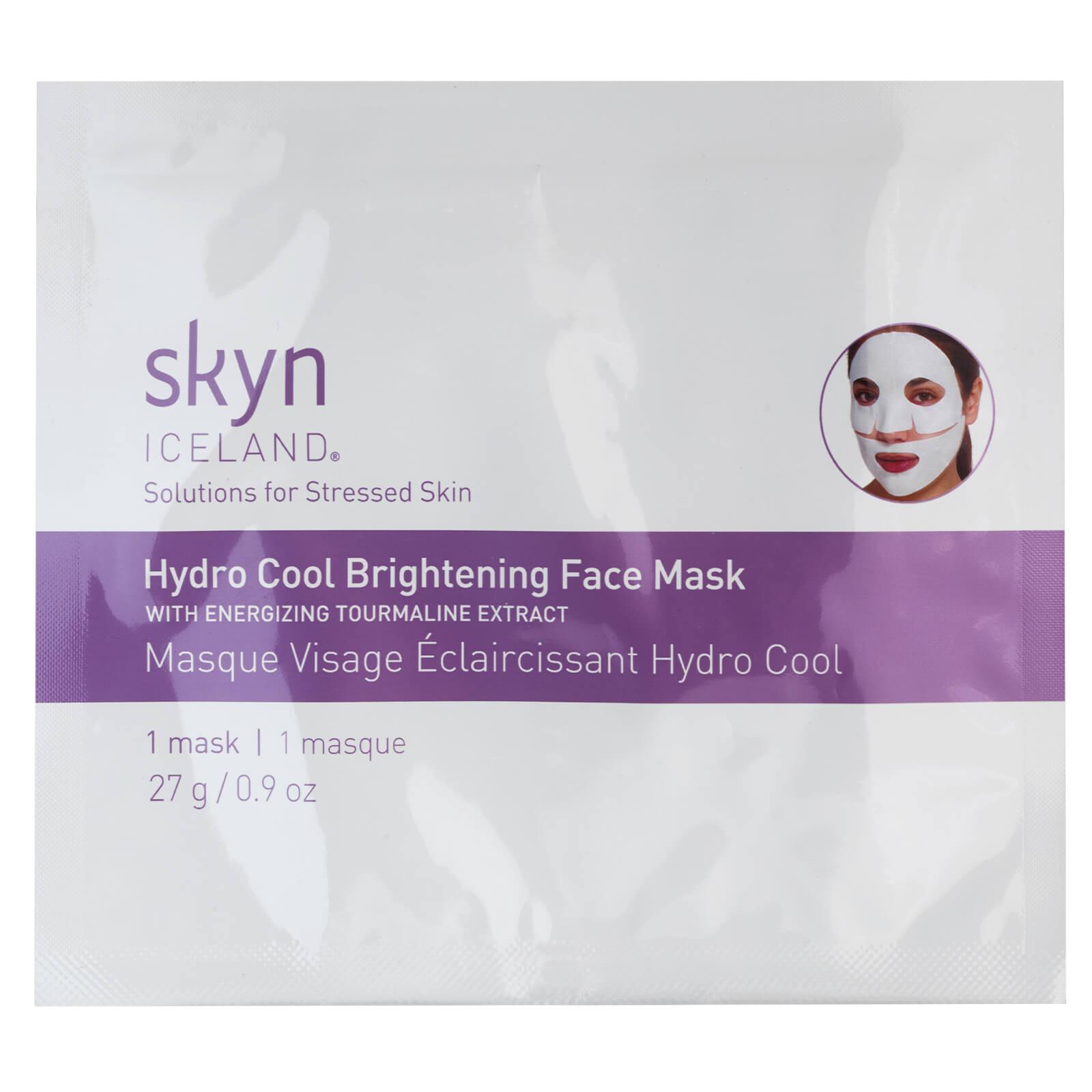 Купить Skyn ICELAND Hydro Cool Brightening Face Mask 27g (Single)