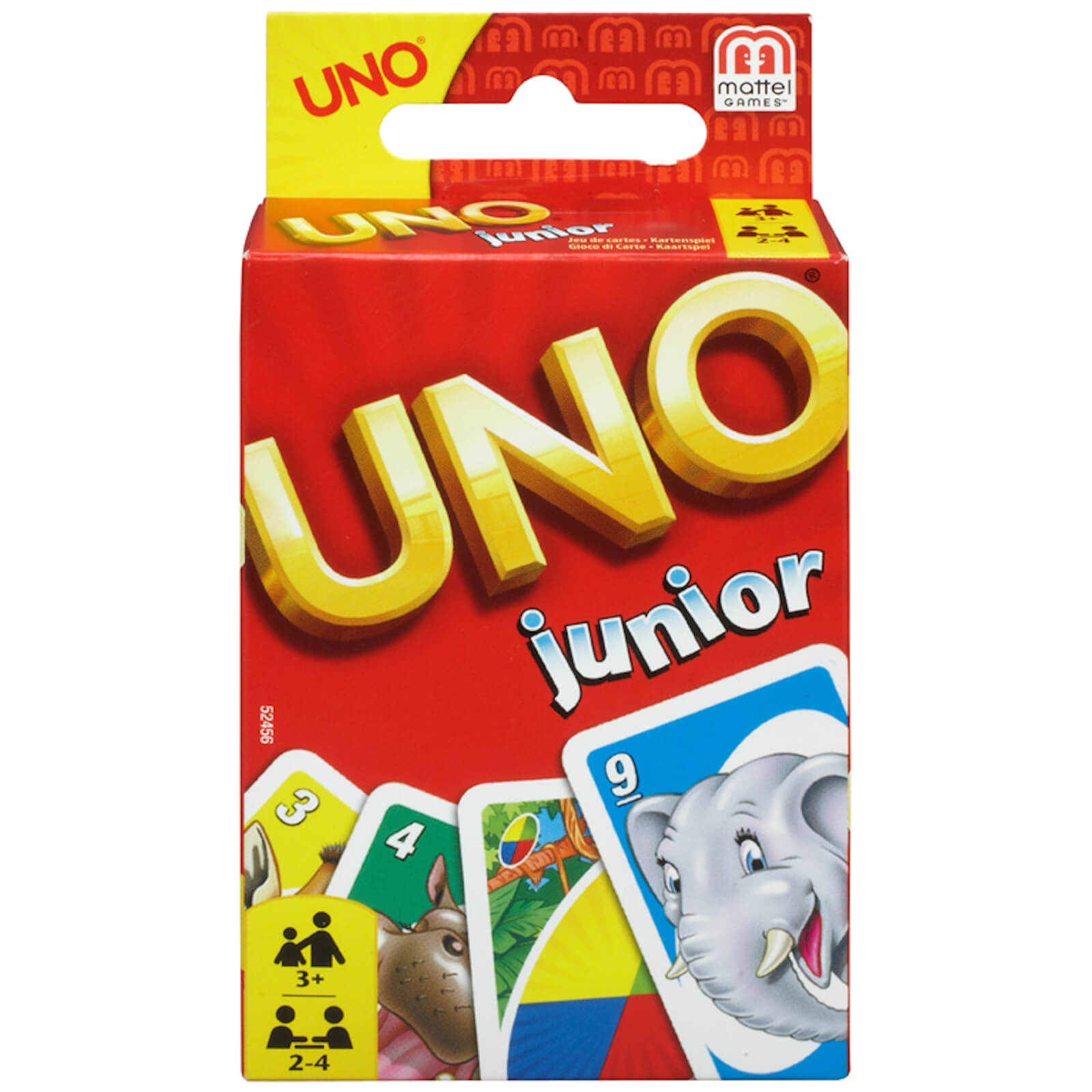 Image of Uno Junior Card Game