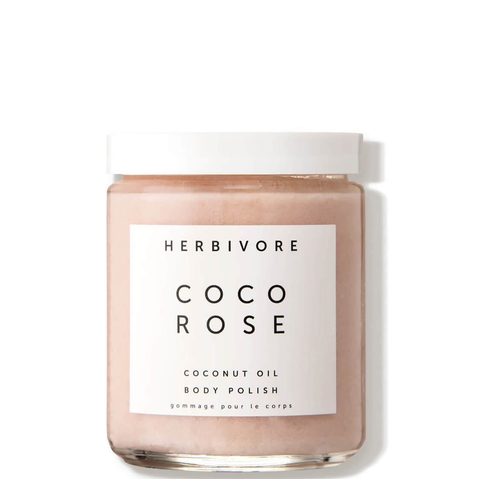 Купить Herbivore Coco Rose Coconut Oil Body Polish 226g