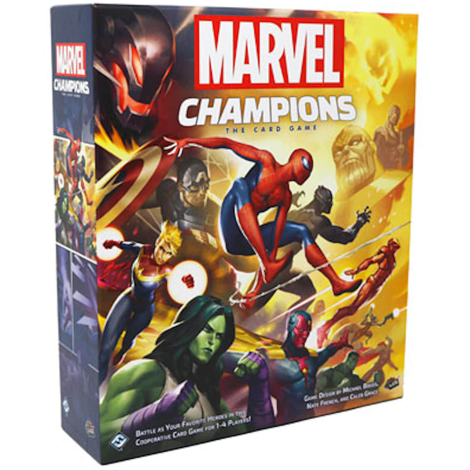 Image of Marvel Champions: The Card Game