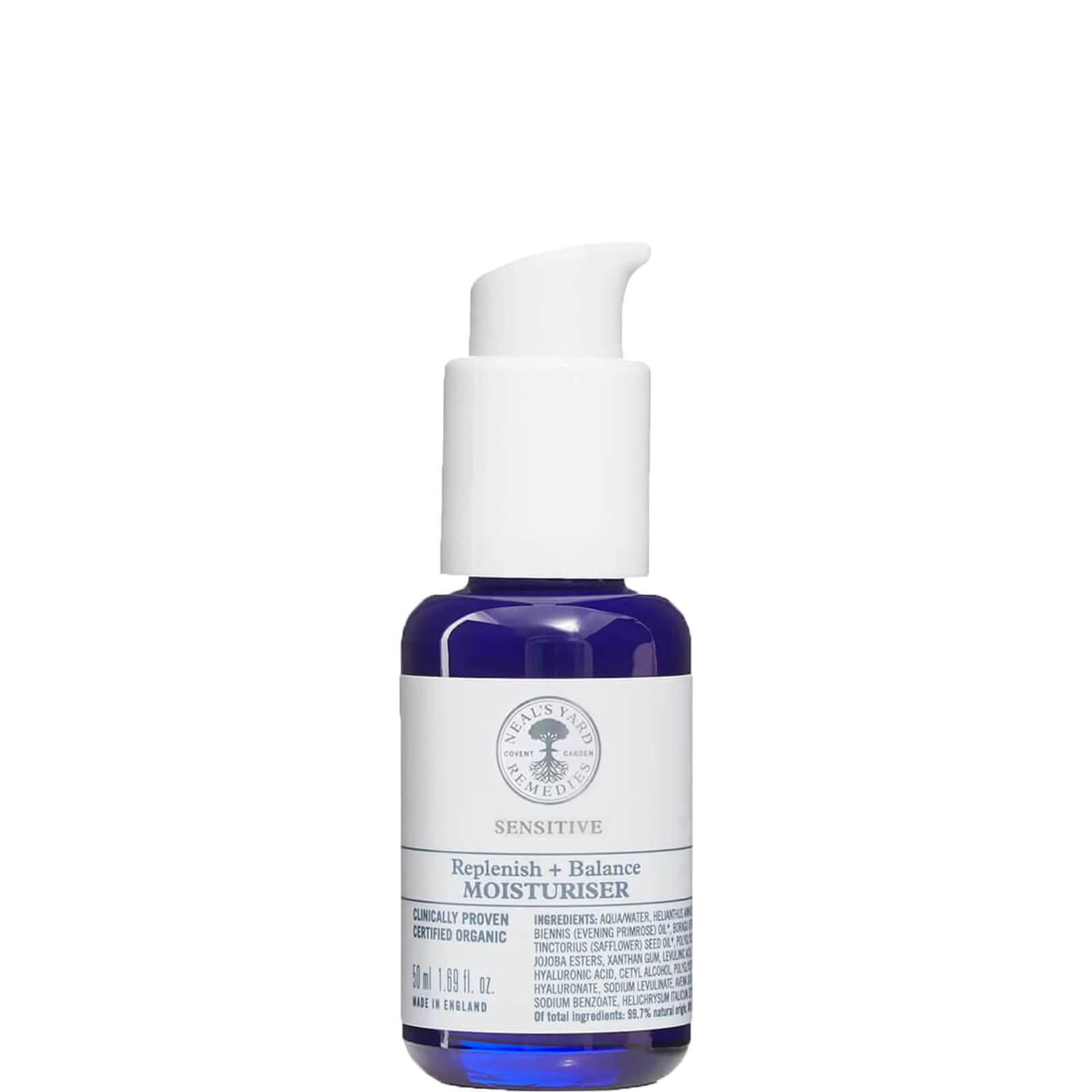 Sensitive Replenish + Balance Moisturizer 50ml