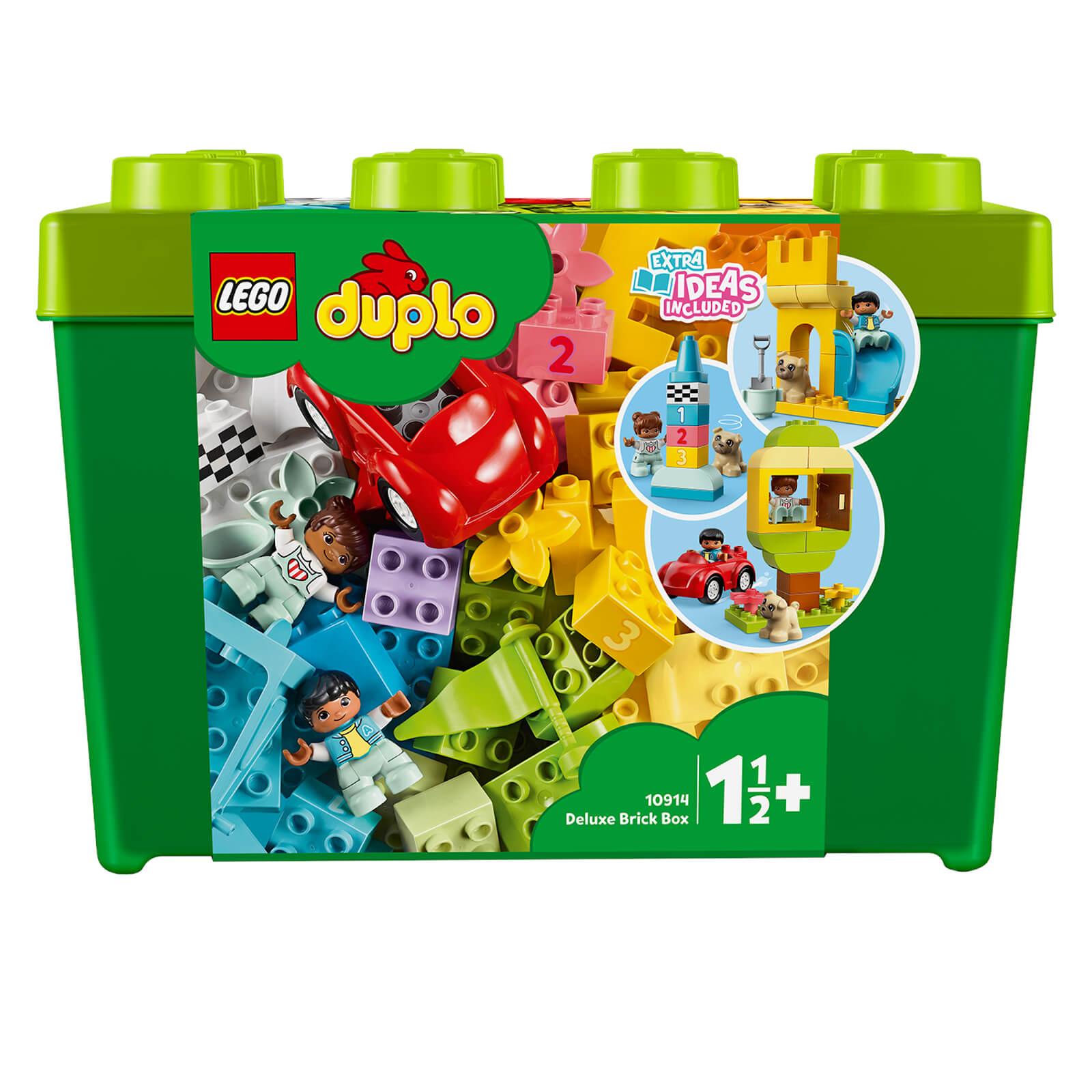 Image of 10914 LEGO® DUPLO® LEGO® DUPLO® Deluxe Brick Box