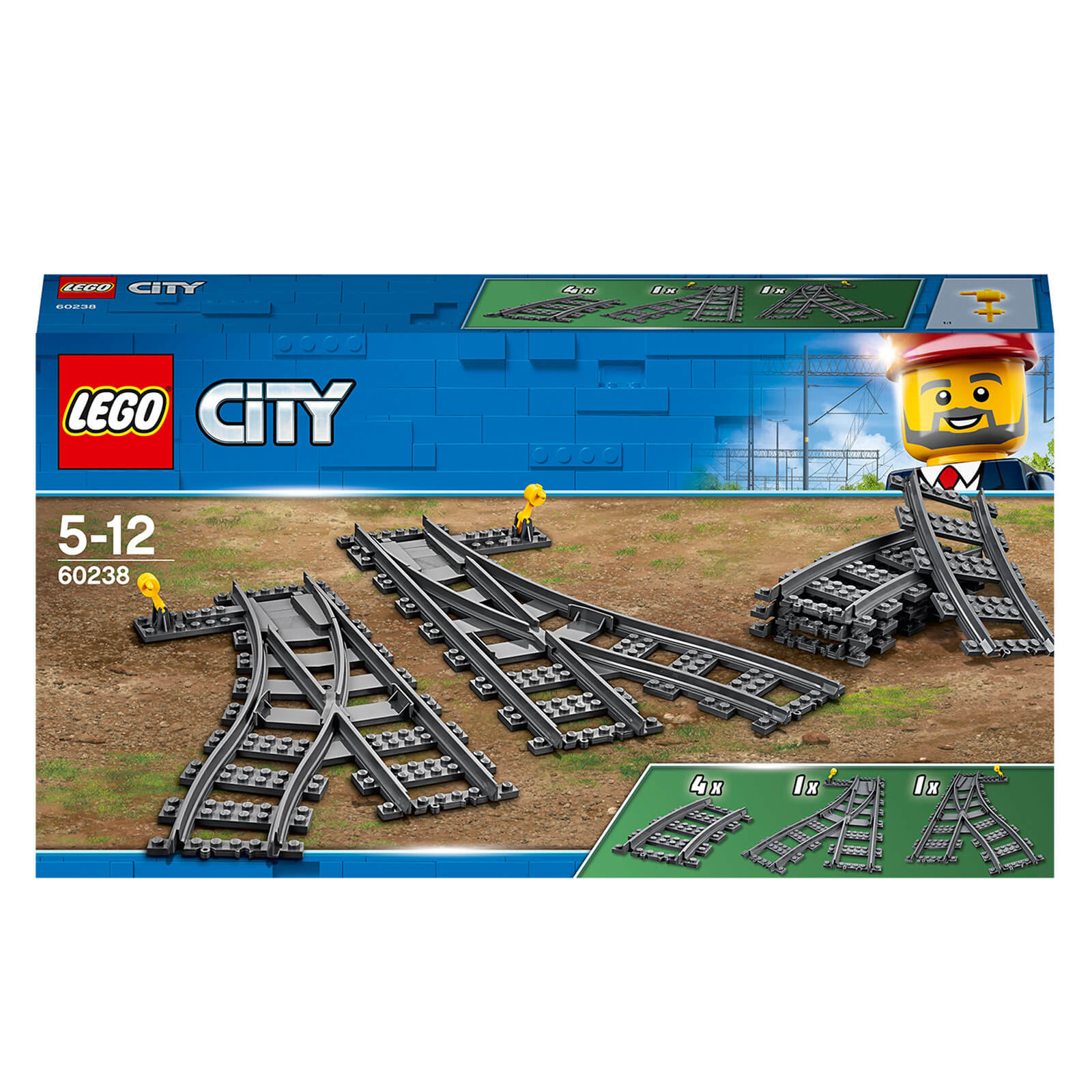 Image of 60238 LEGO® CITY Points