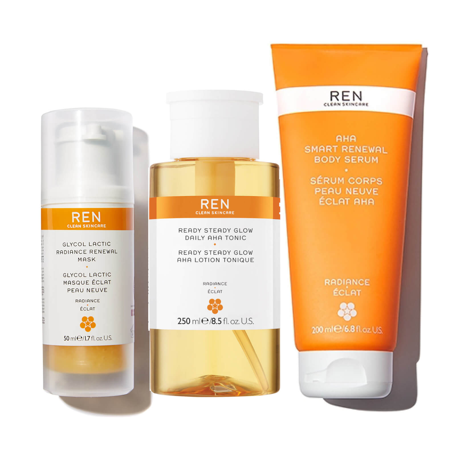 REN Clean Skincare The Best of REN Clean Skincare Collection (Worth $138.00)