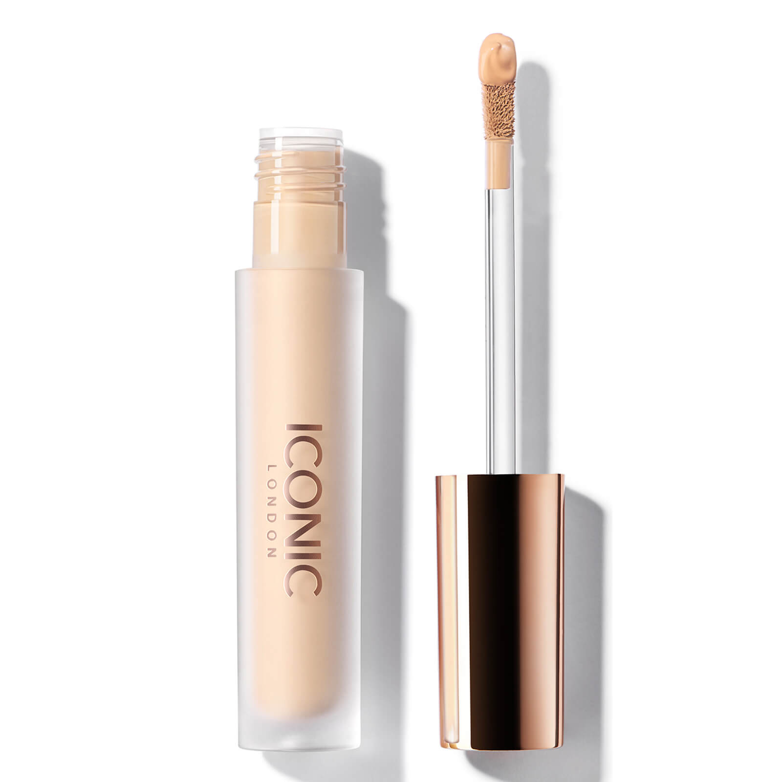 Image of ICONIC London Seamless Concealer 4.2ml (Various Shades) - Lightest Nude