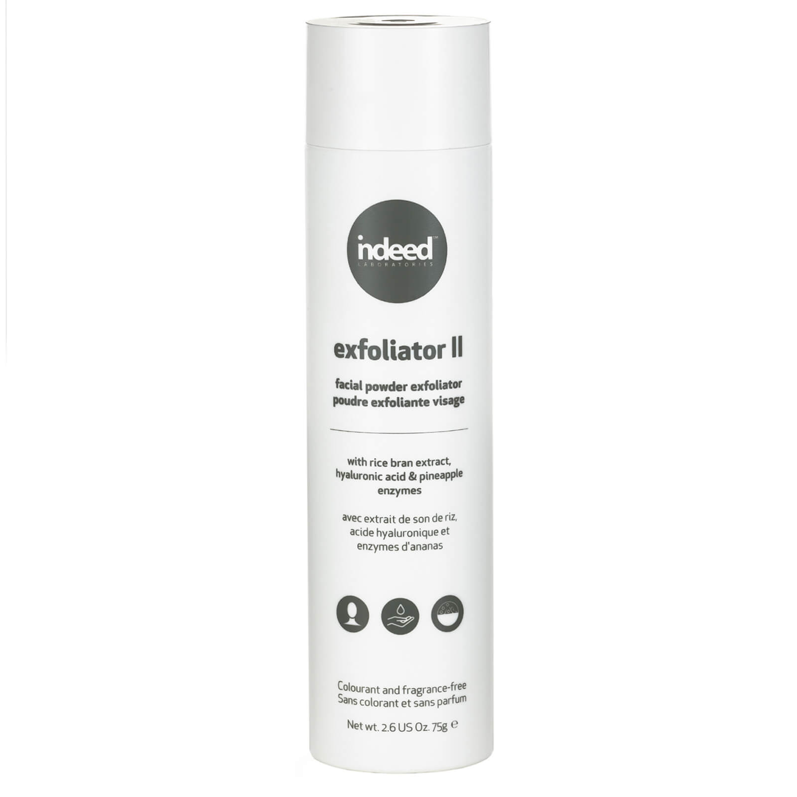 Indeed Labs Exfoliator II 75g