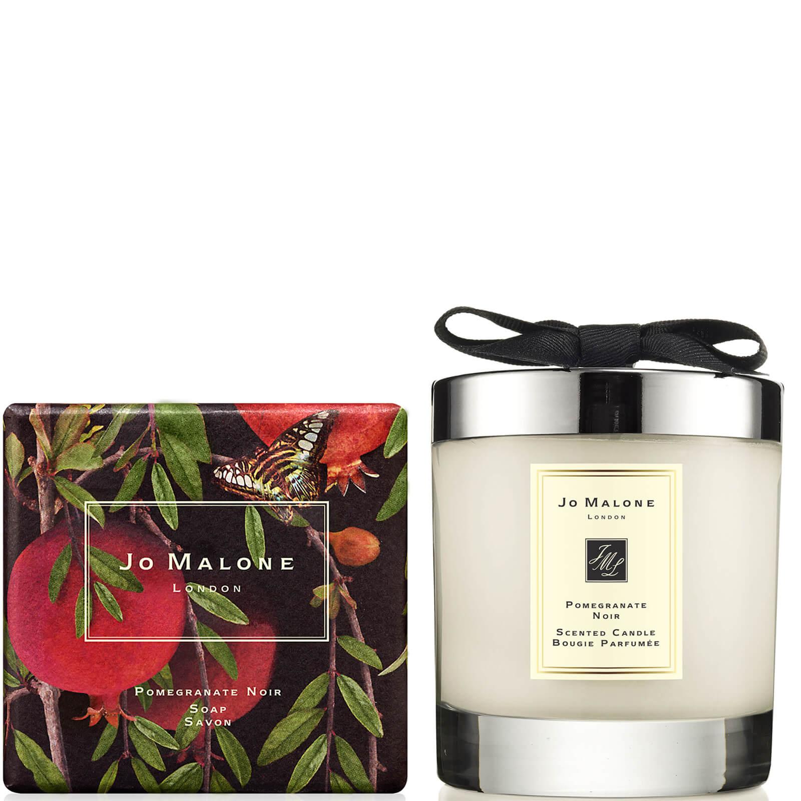 Jo Malone London Pomegranate Noir Soap and Candle Bundle