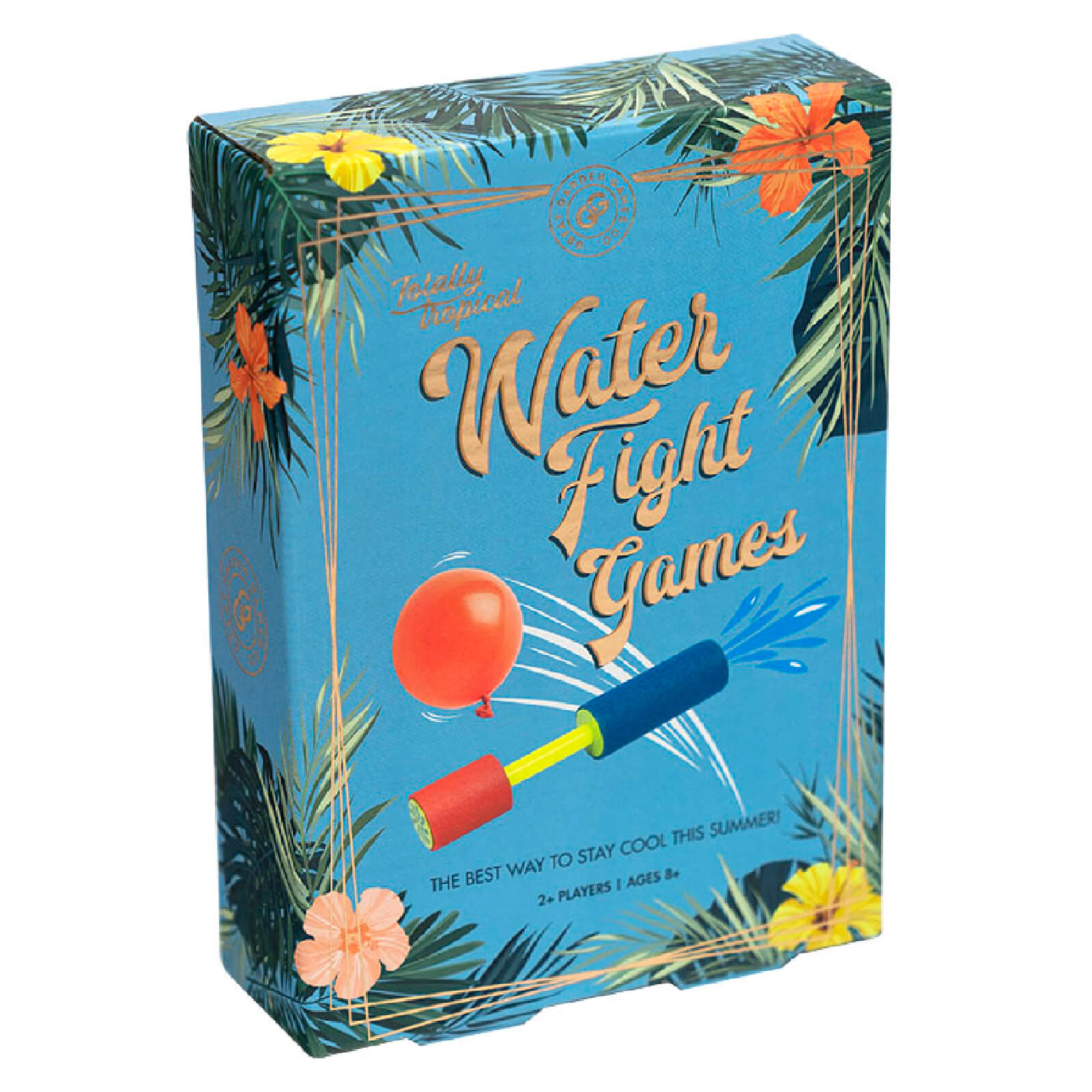 Image of Great Garden Games Co. Ultimate Water Fight Games