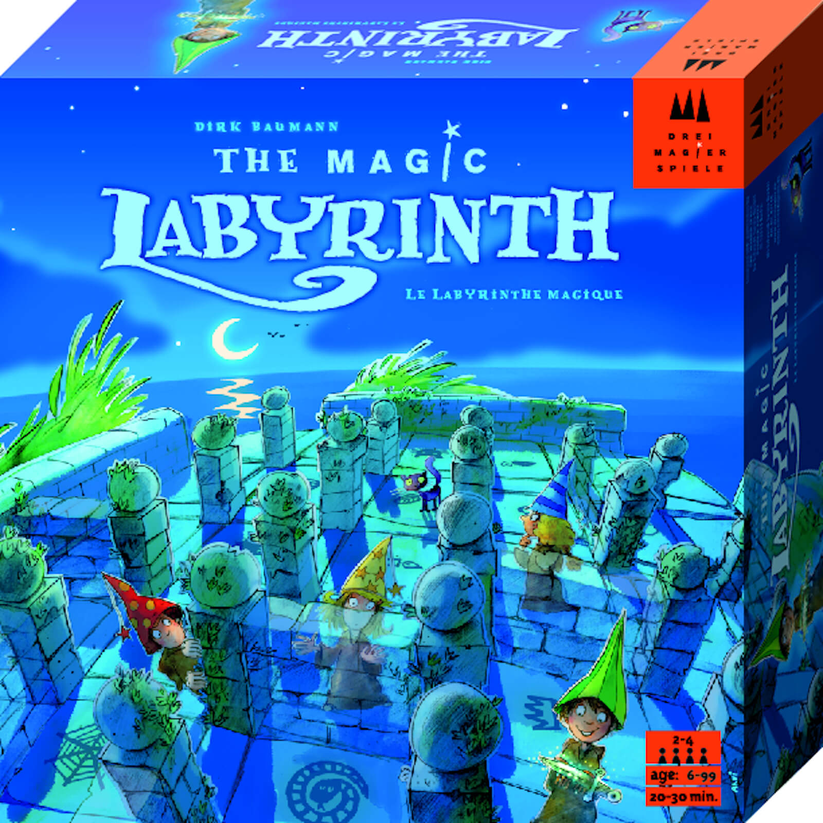 Image of Magic Labyrinth Board Game