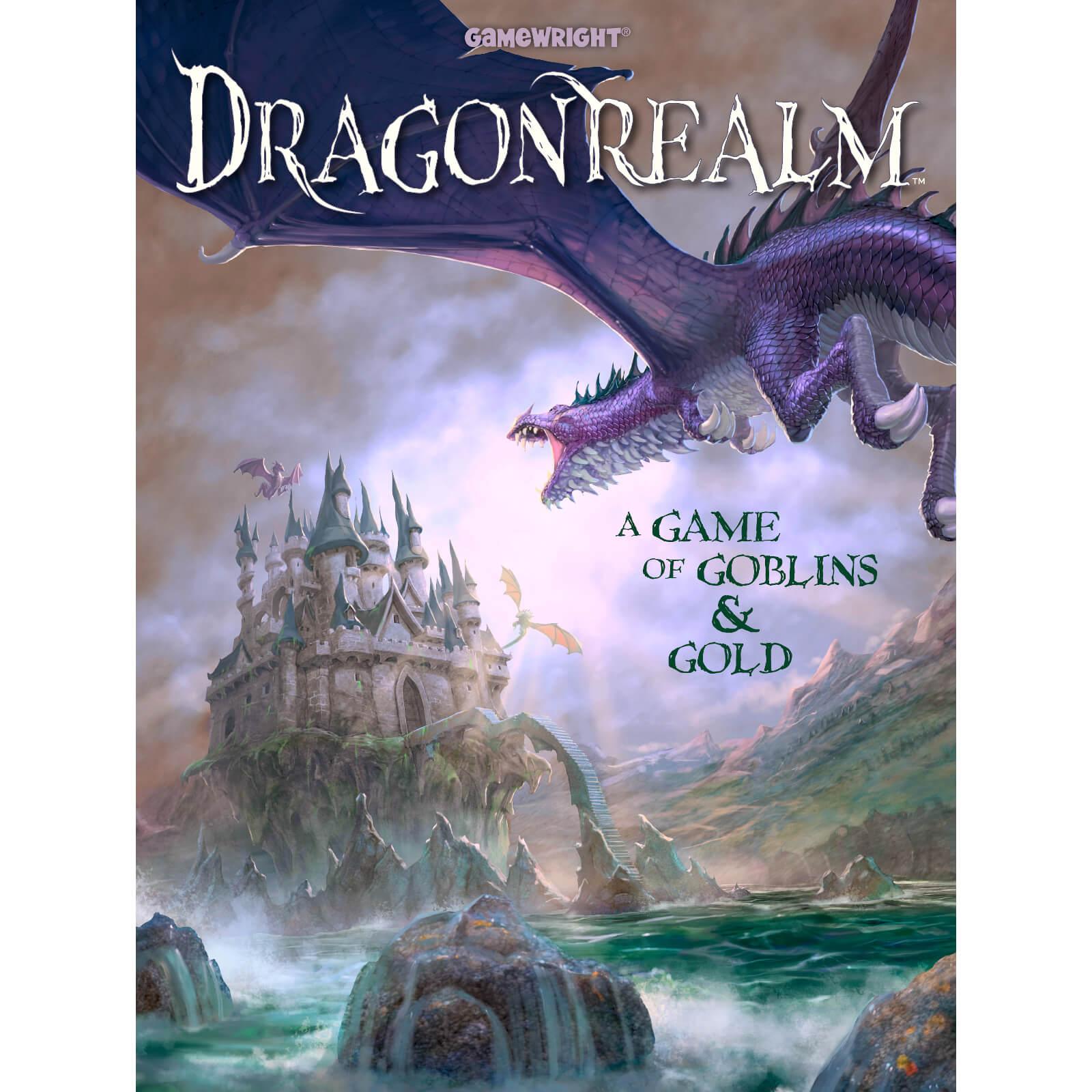 Image of Dragonrealm Board Game