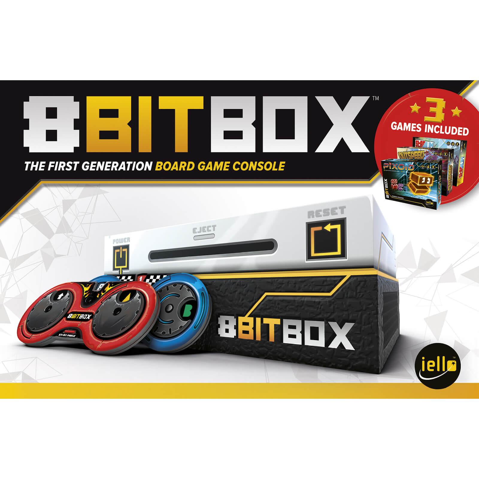 Image of 8Bit Box Board Game