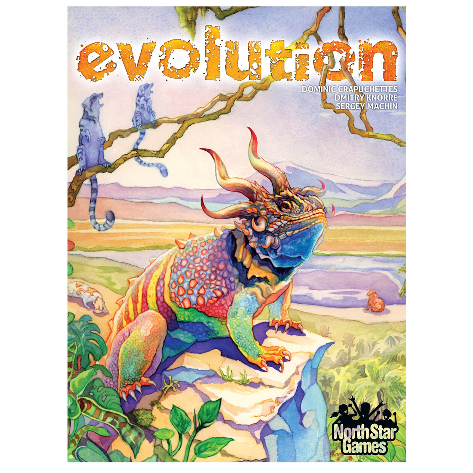 Image of Evolution Board Game