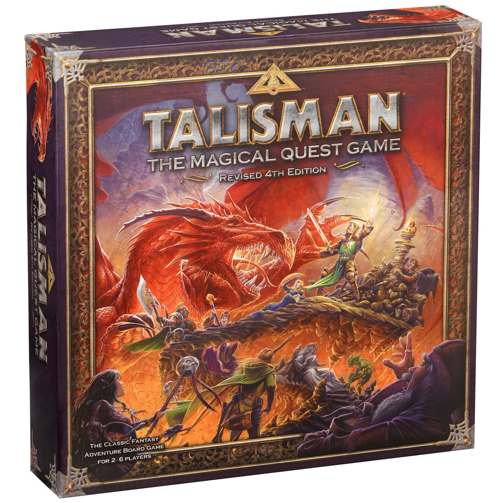 Image of Talisman (Revised 4th Edition) Board Game