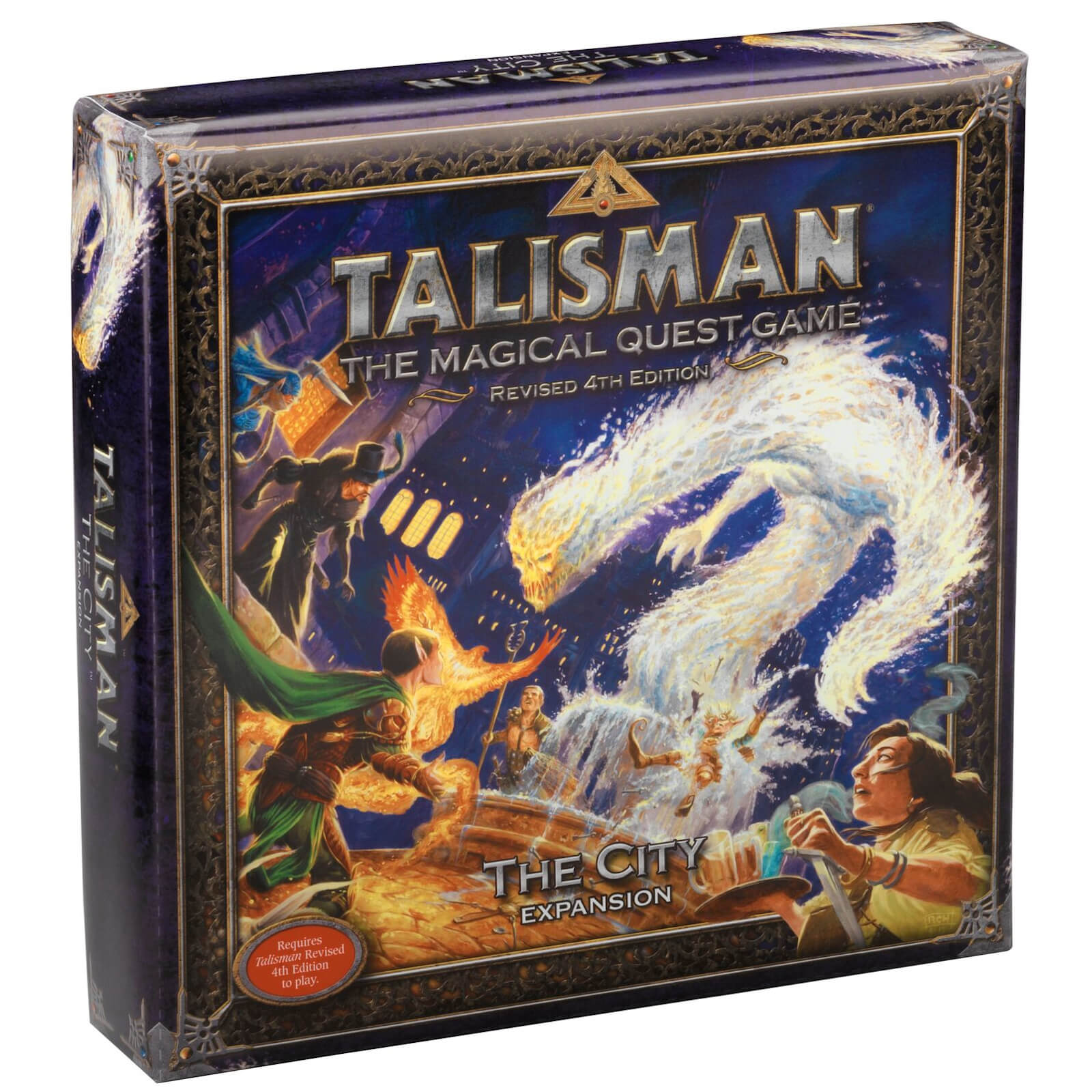 Image of Talisman Board game 4th edition Expansion