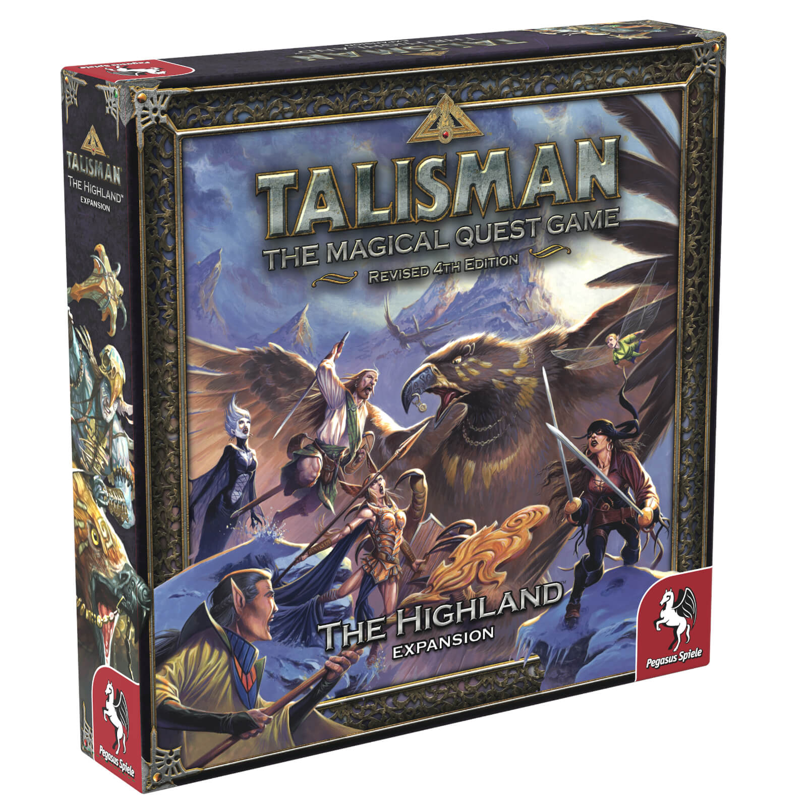 Image of Talisman The Highland Expansion