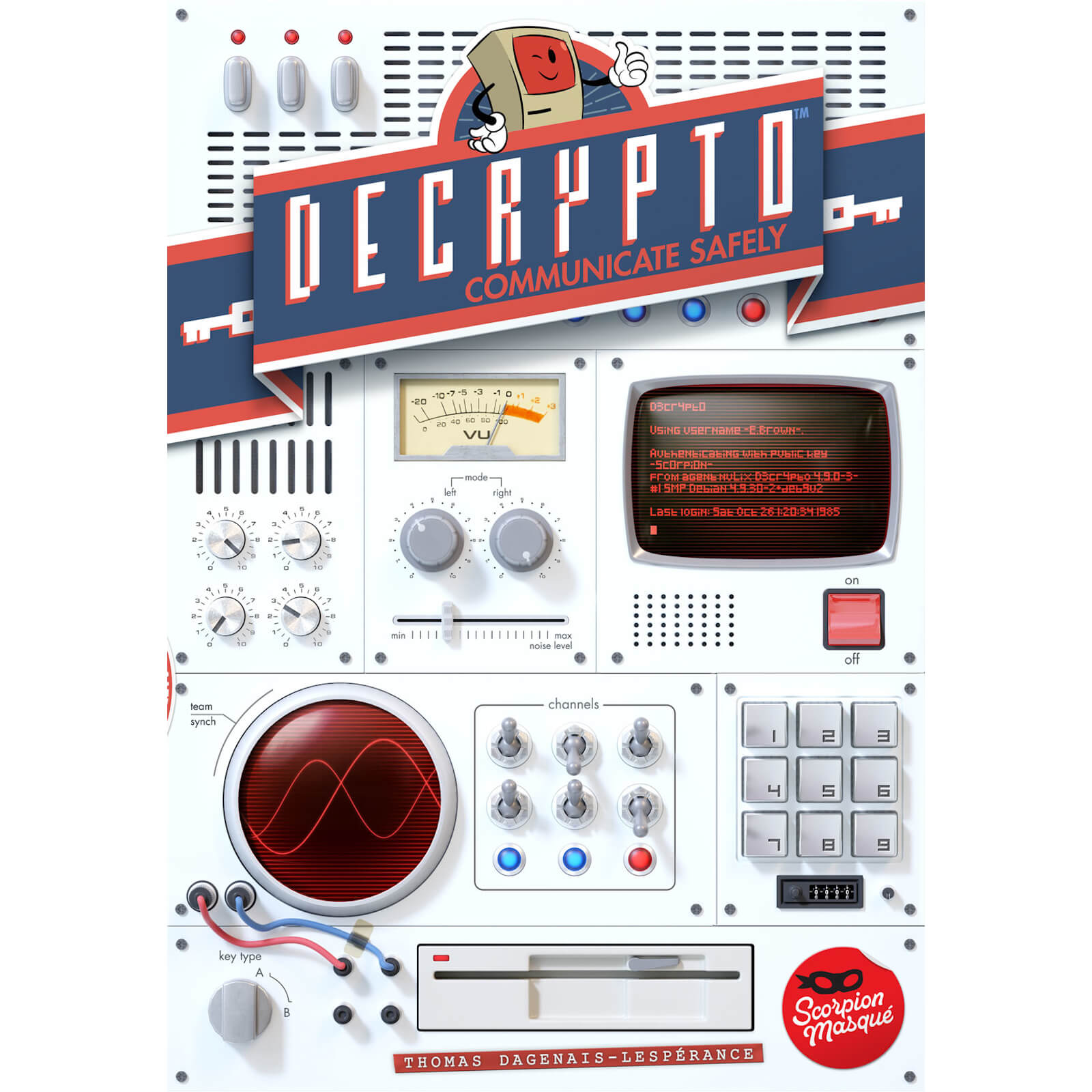 Image of Decrypto Board Game