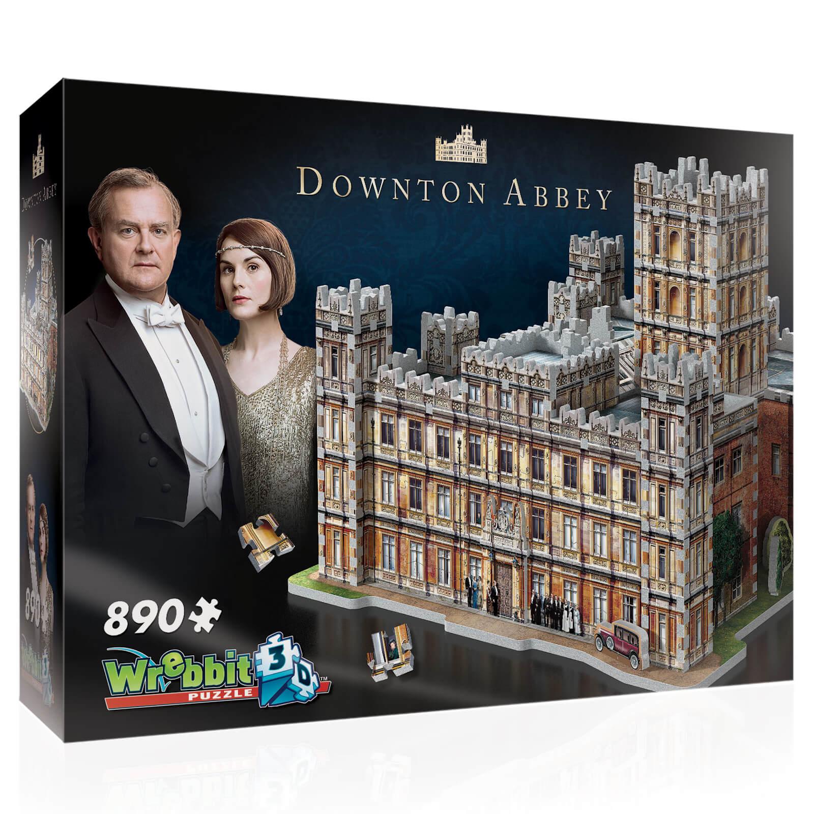 Image of Downton Abbey 3D Puzzle (890 Pieces)