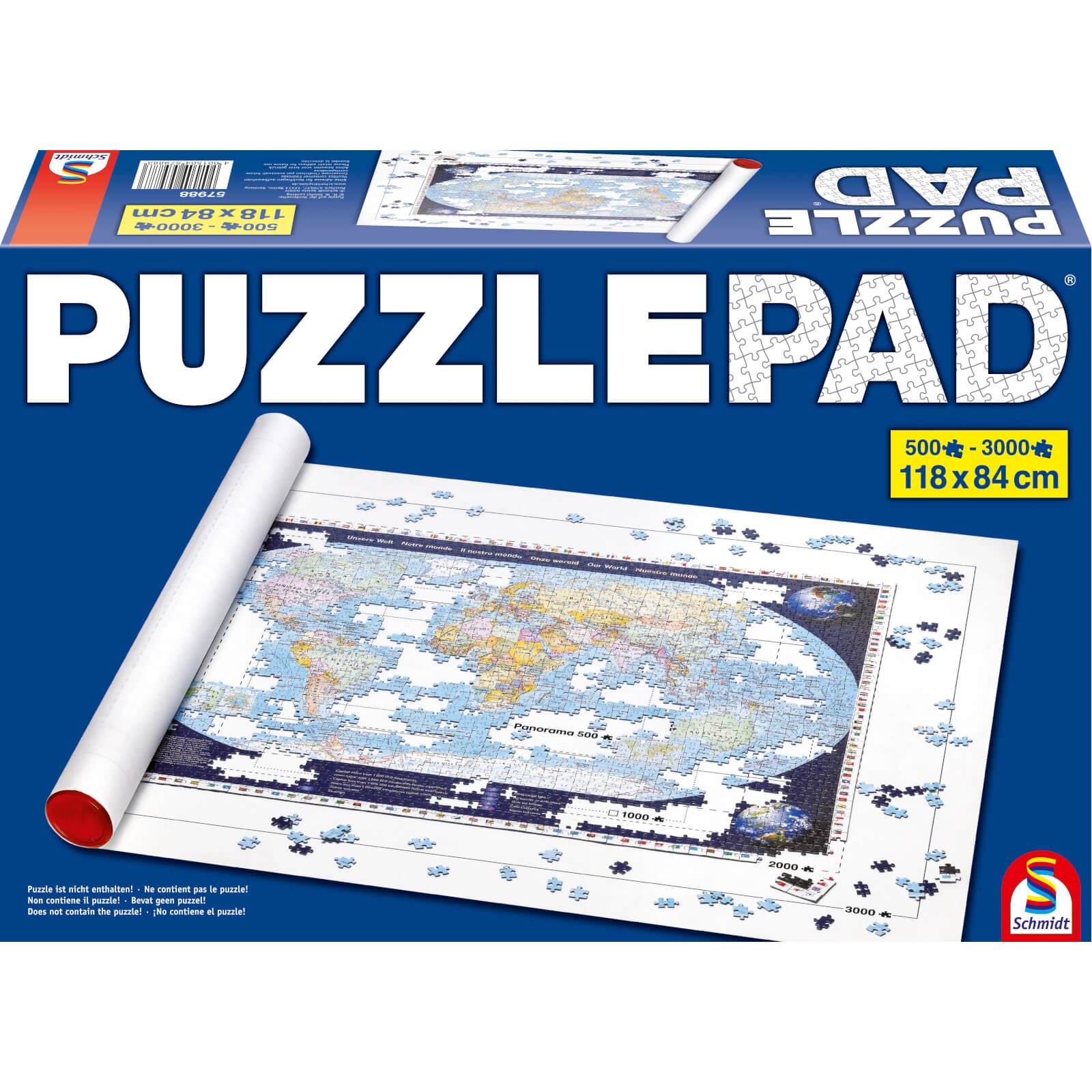 Puzzle Pad Up to 3000 Pieces