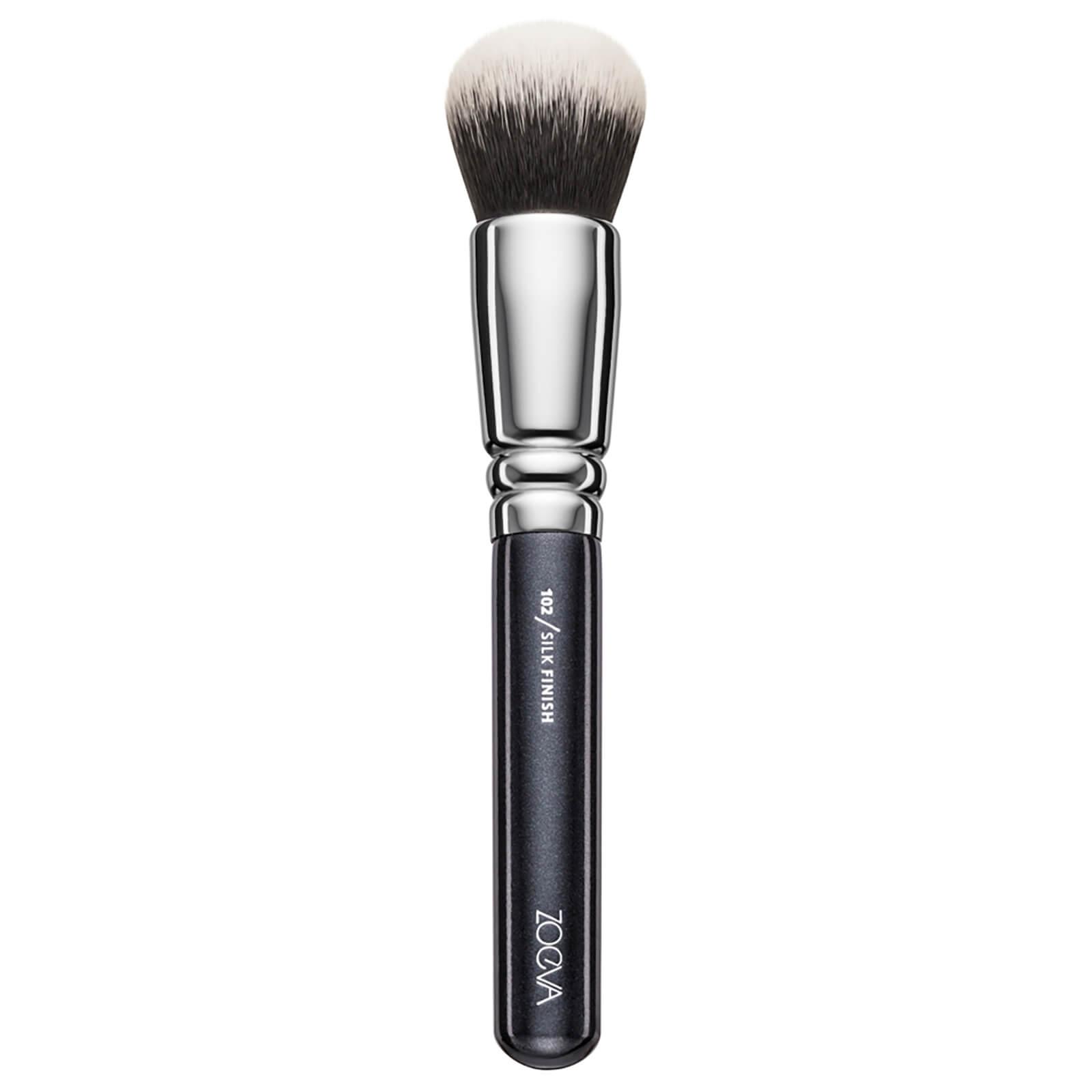 Купить ZOEVA 102 Silk Finish Brush