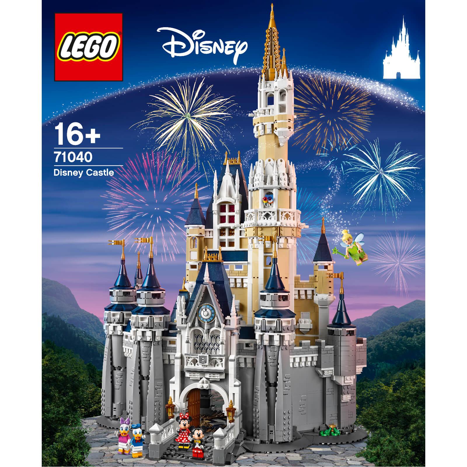 LEGO Disney: The Disney Castle (71040)