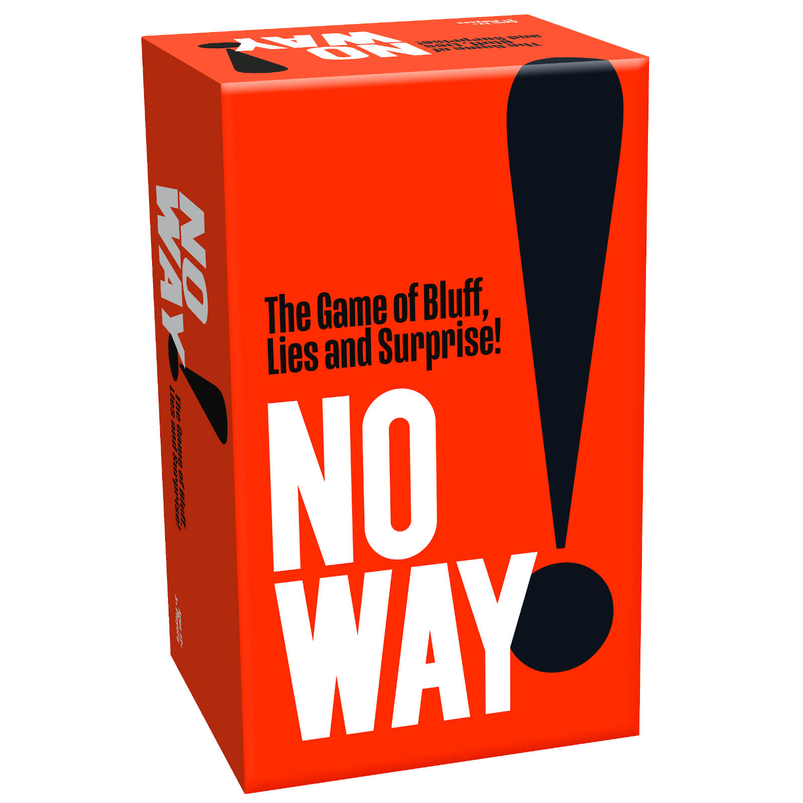 Image of No Way! Card Game