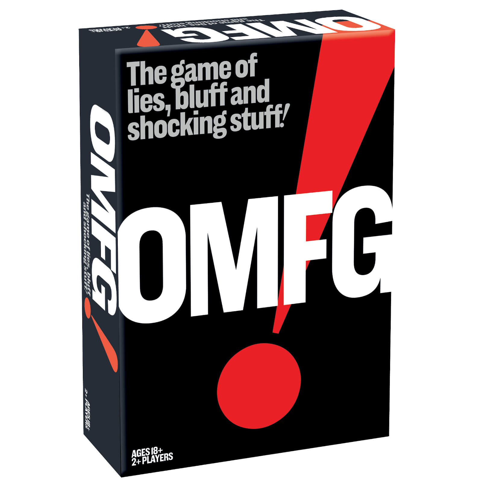 Image of OMFG! Card Game