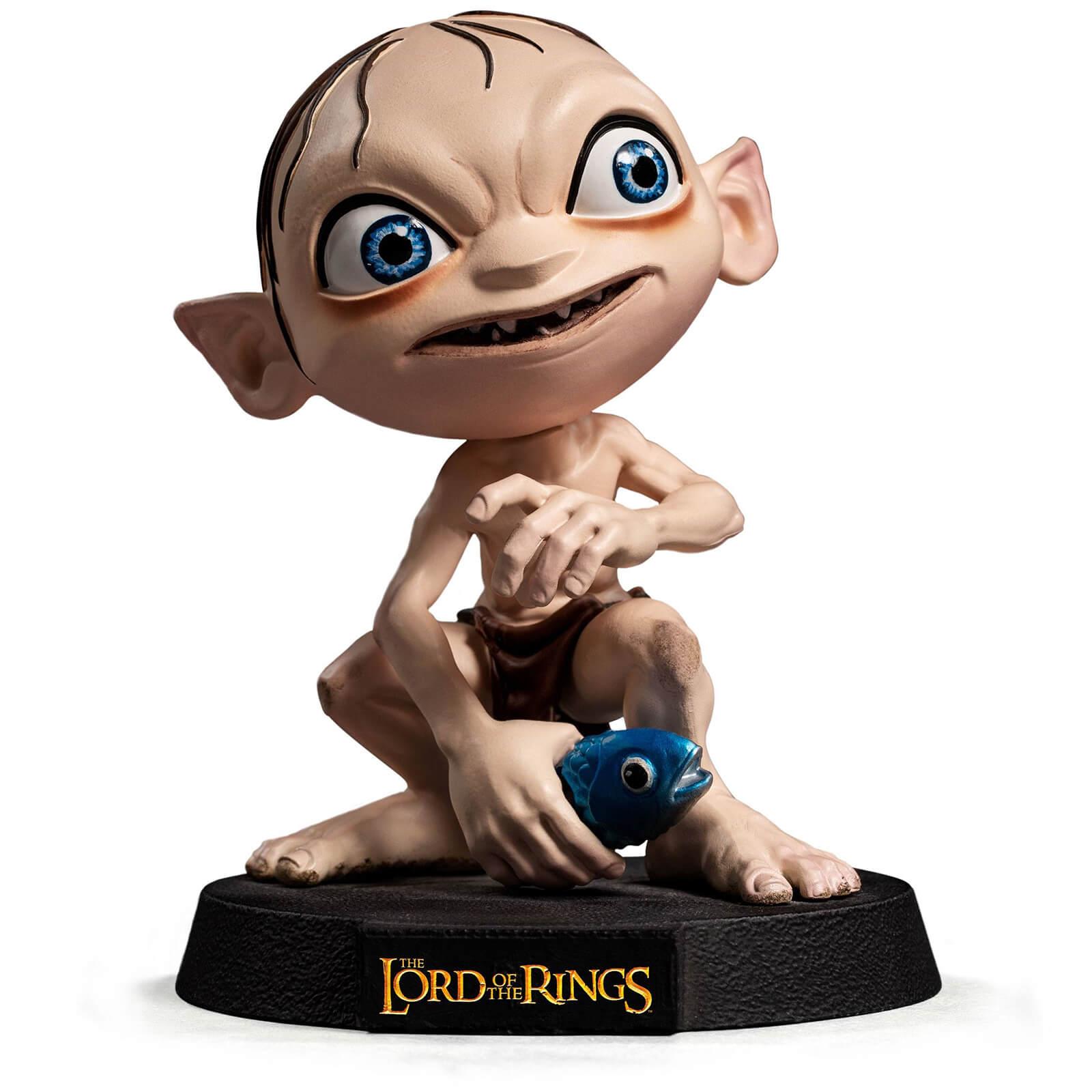 Image of Iron Studios Lord of the Rings Mini Co. PVC Figure Gollum 9 cm