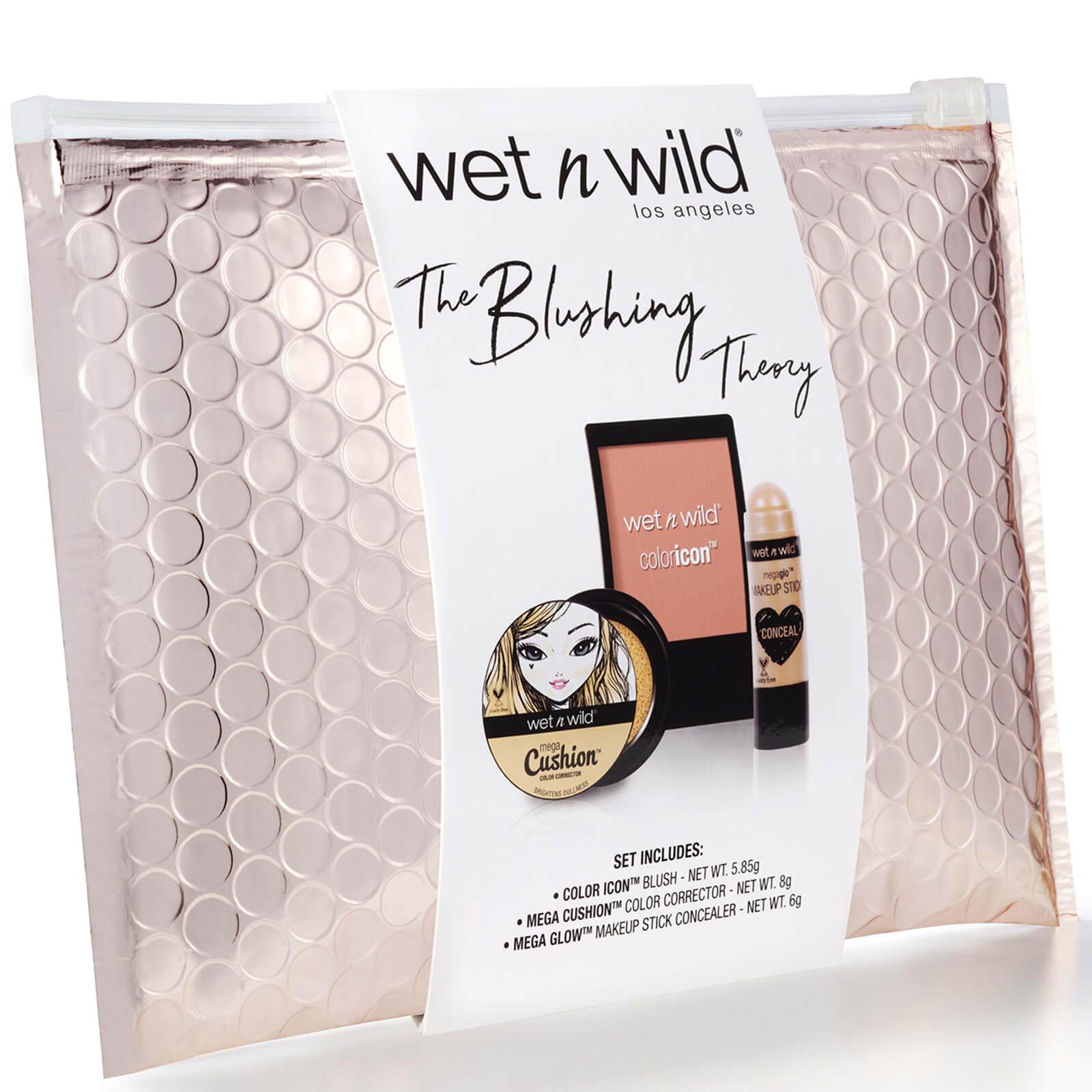 wet n wild The Blushing Theory Kit