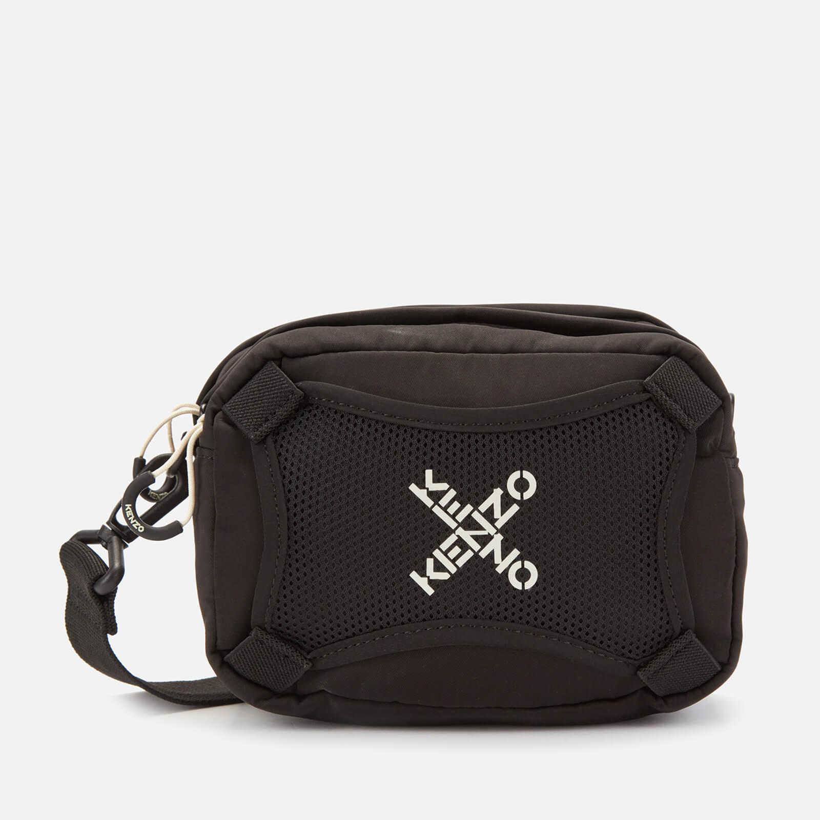 KENZO Men's Sport Cross Body Bag - Black