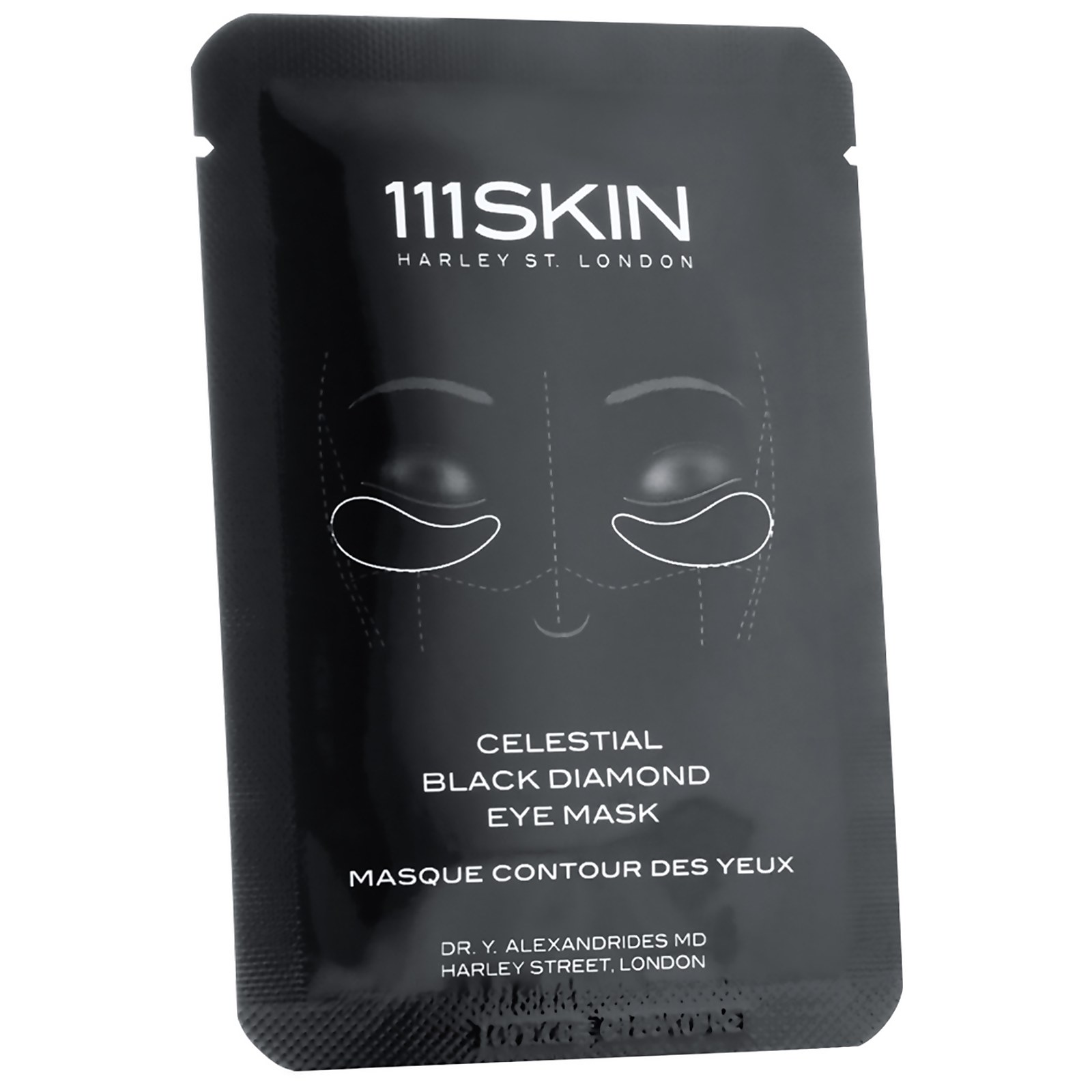 Купить 111SKIN Celestial Black Diamond Eye Mask