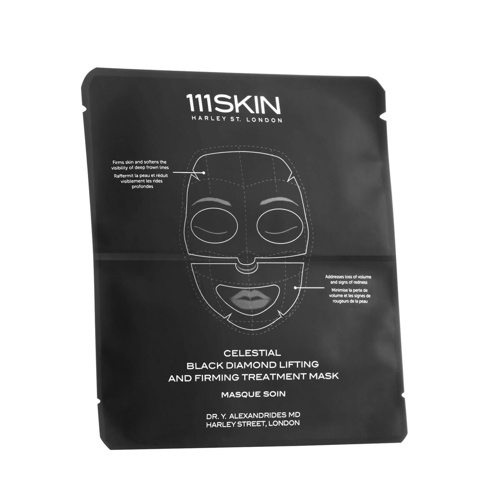 Купить 111SKIN Celestial Black Diamond Lifting and Firming Mask Face Single 31ml