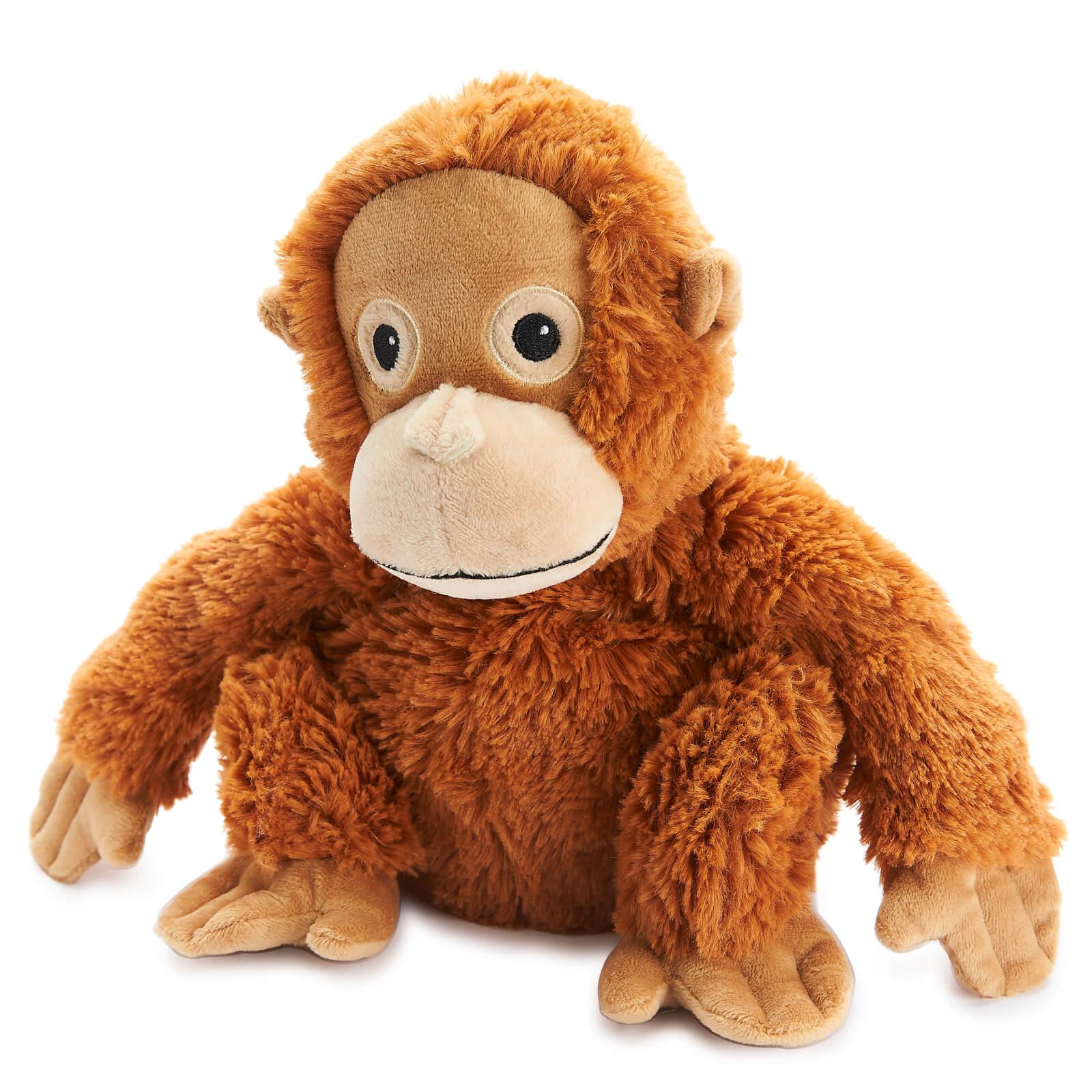 Image of Warmies Heatable Orangutan