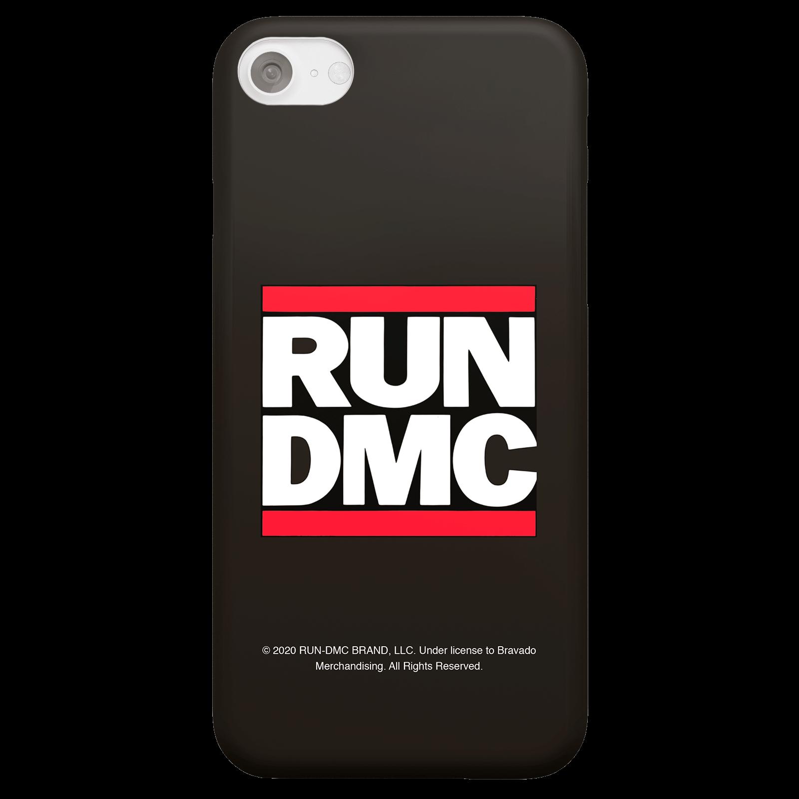 RUN DMC Smartphone Hülle für iPhone und Android - iPhone 8 Plus - Snap Hülle Matt