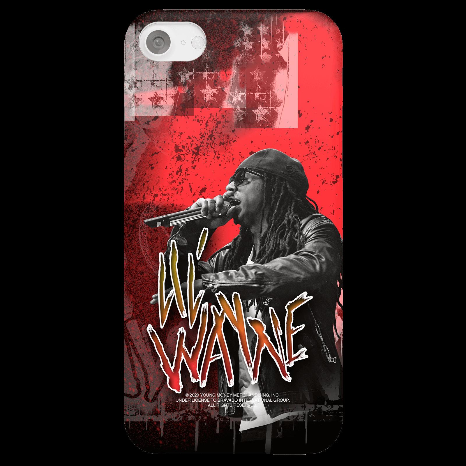 Lil Wayne Smartphone Hülle für iPhone und Android - iPhone XR - Snap Hülle Matt