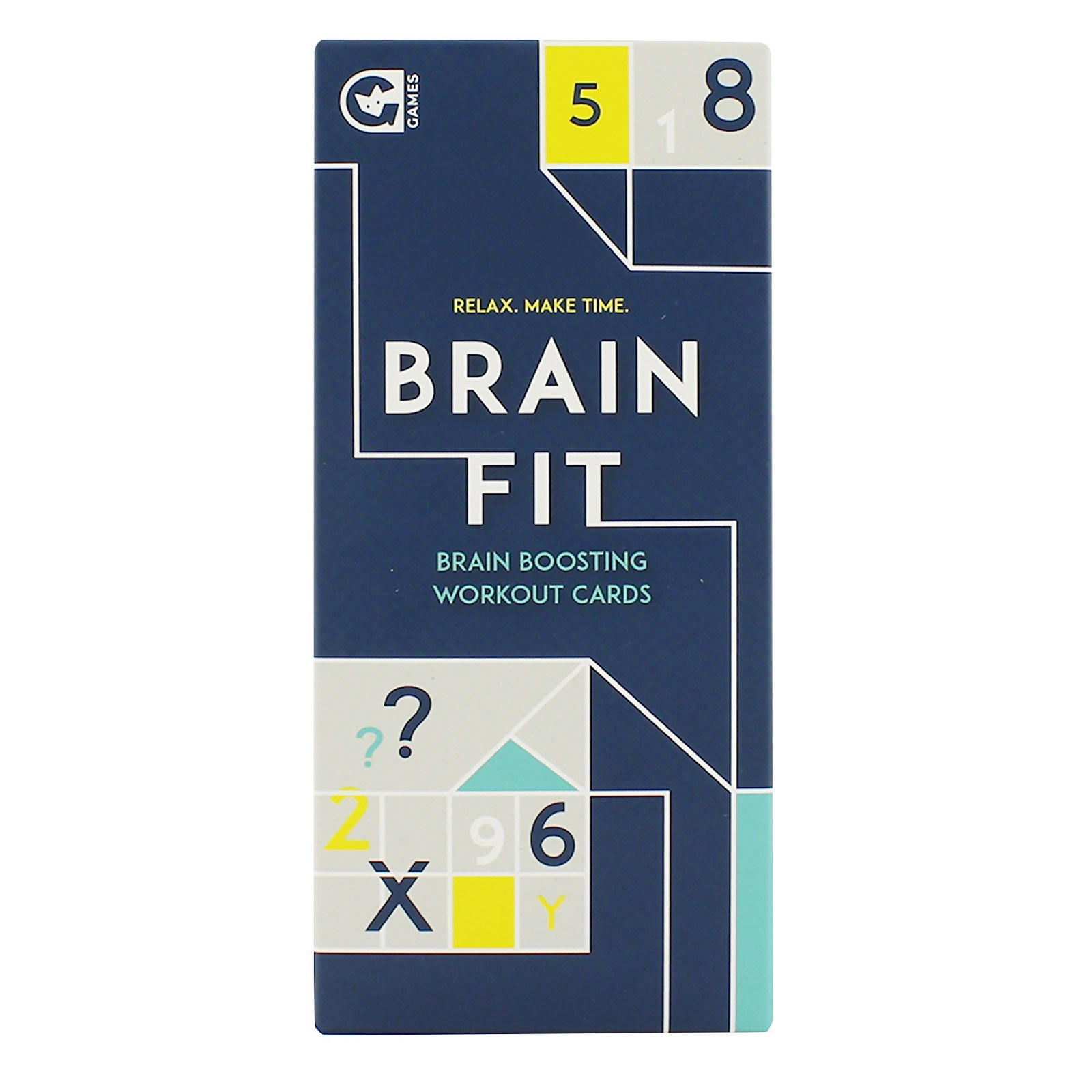 Image of Brain Fit Card Game