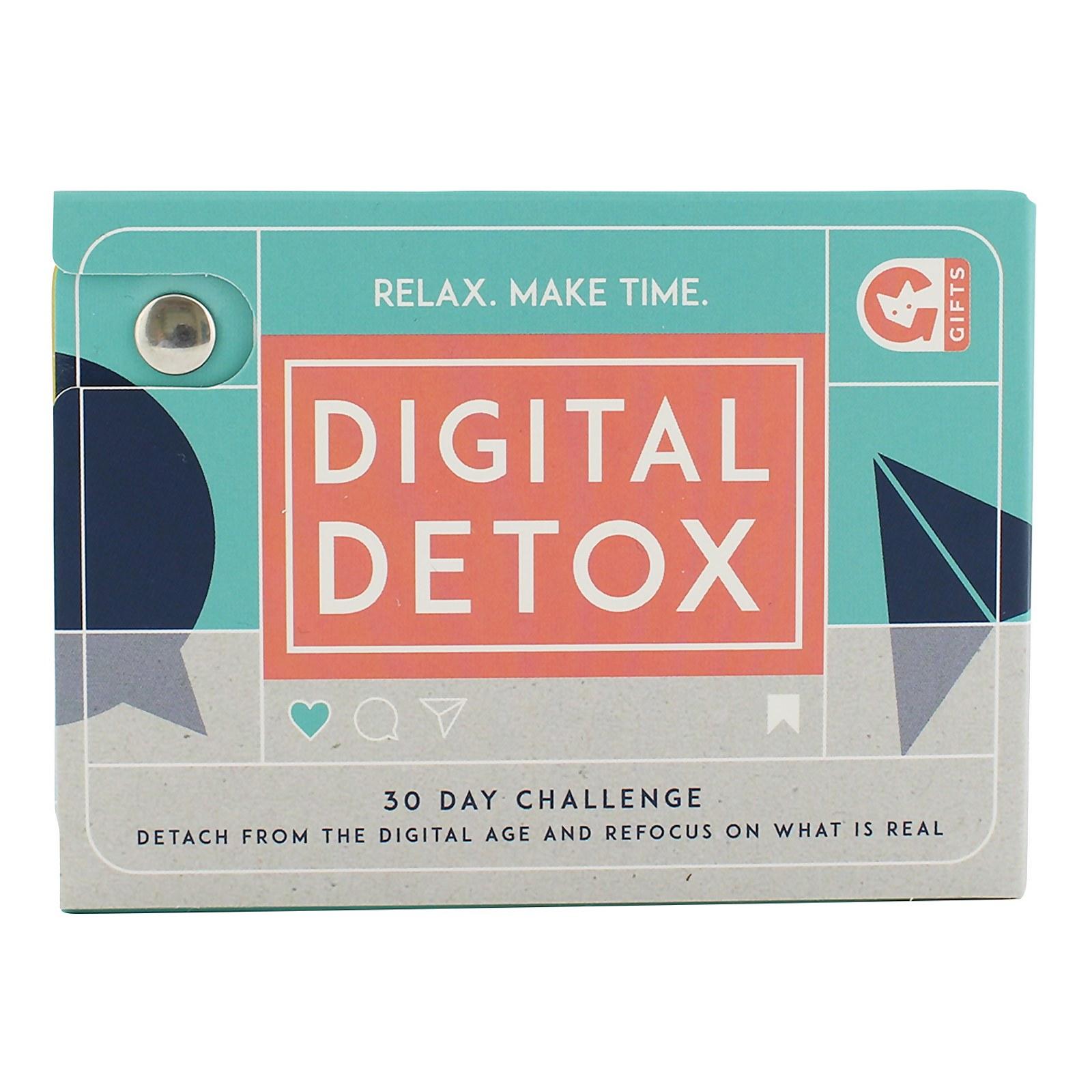 Image of 30 Day Digital Detox Challenge
