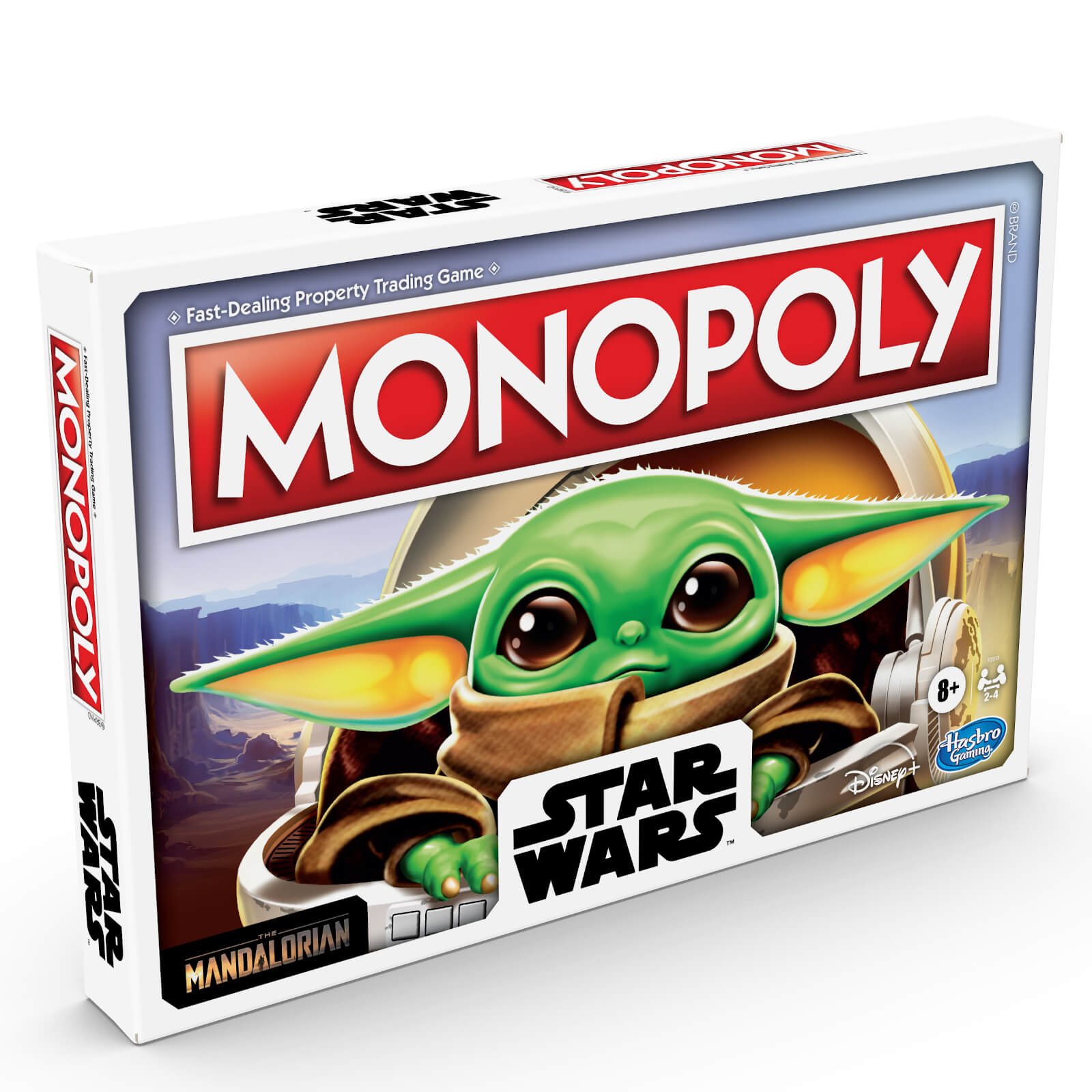 Image of Monopoly - The Child Edition Board Game