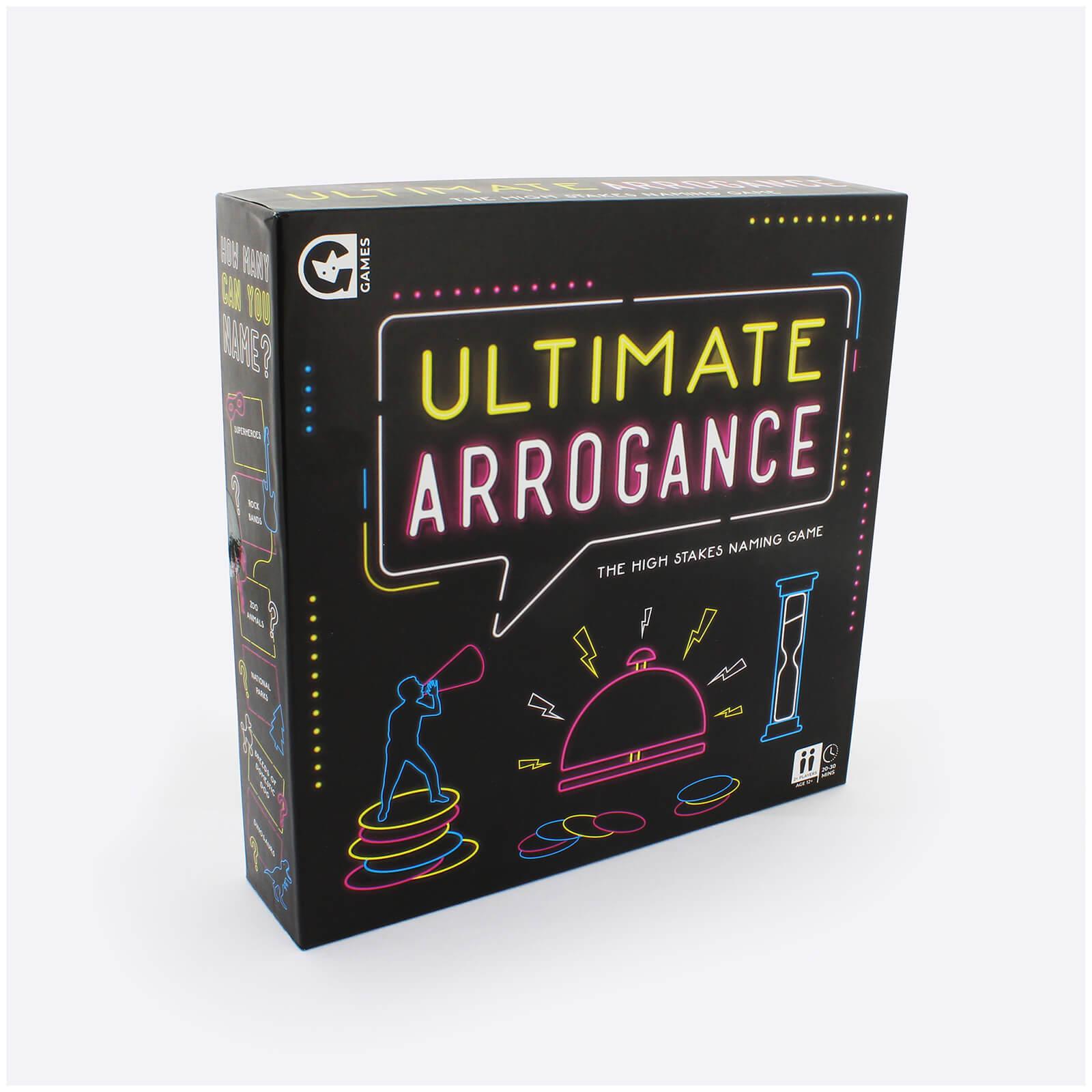 Image of Ultimate Arrogance Game