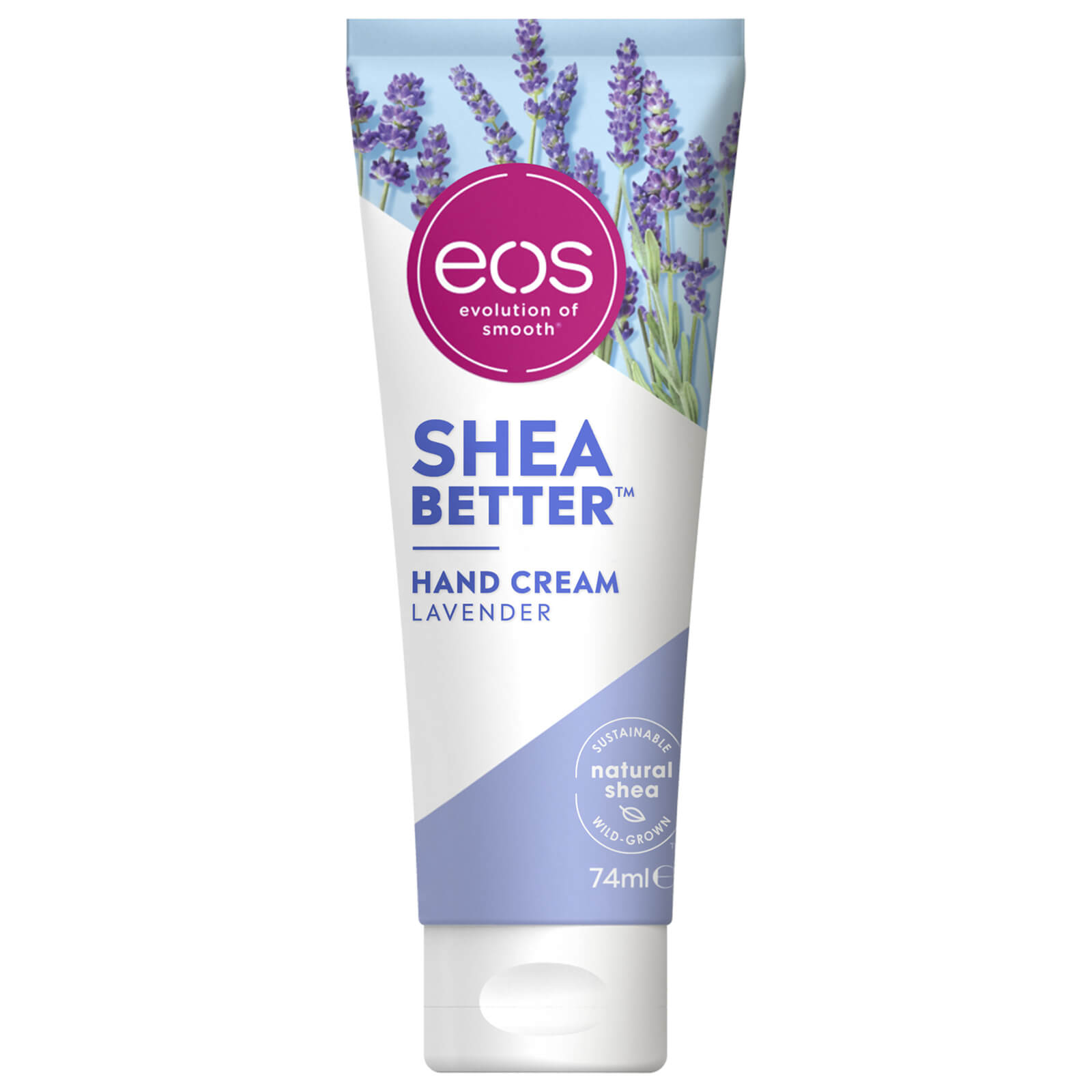 EOS Shea Butter Lavender Hand Cream 74ml  - Купить