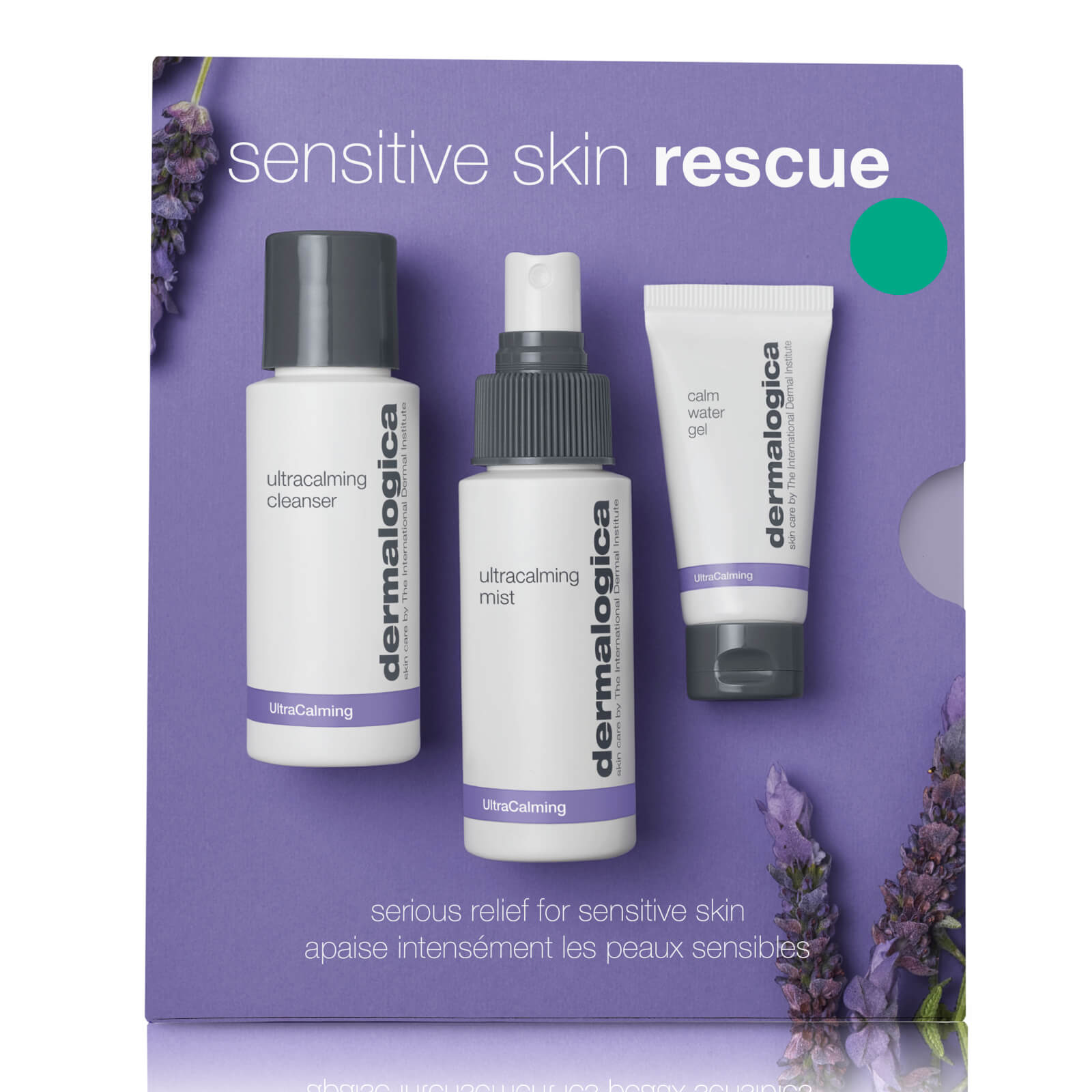 Купить Dermalogica Sensitive Skin Rescue Kit
