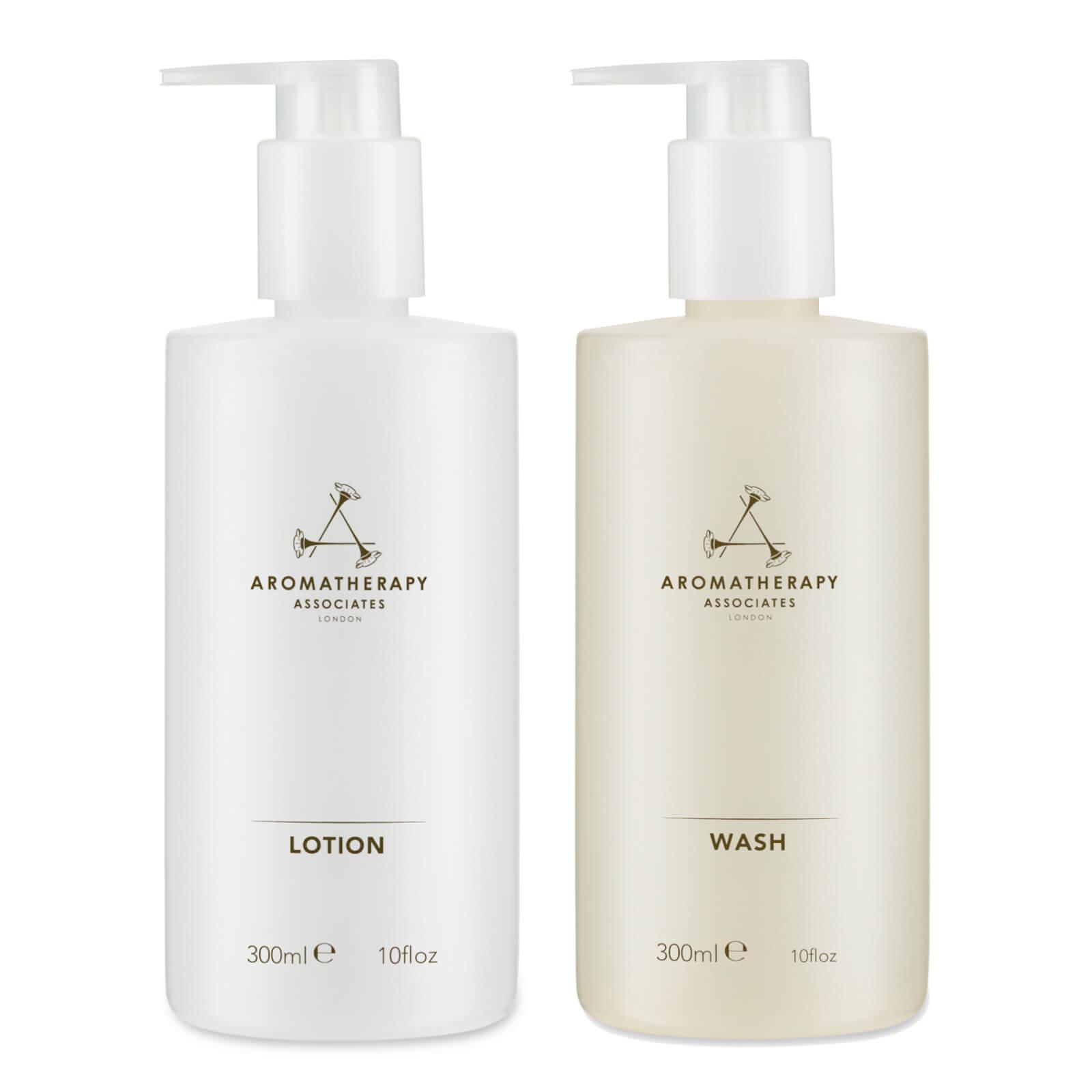 Купить Aromatherapy Associates Hand Wash and Lotion Collection