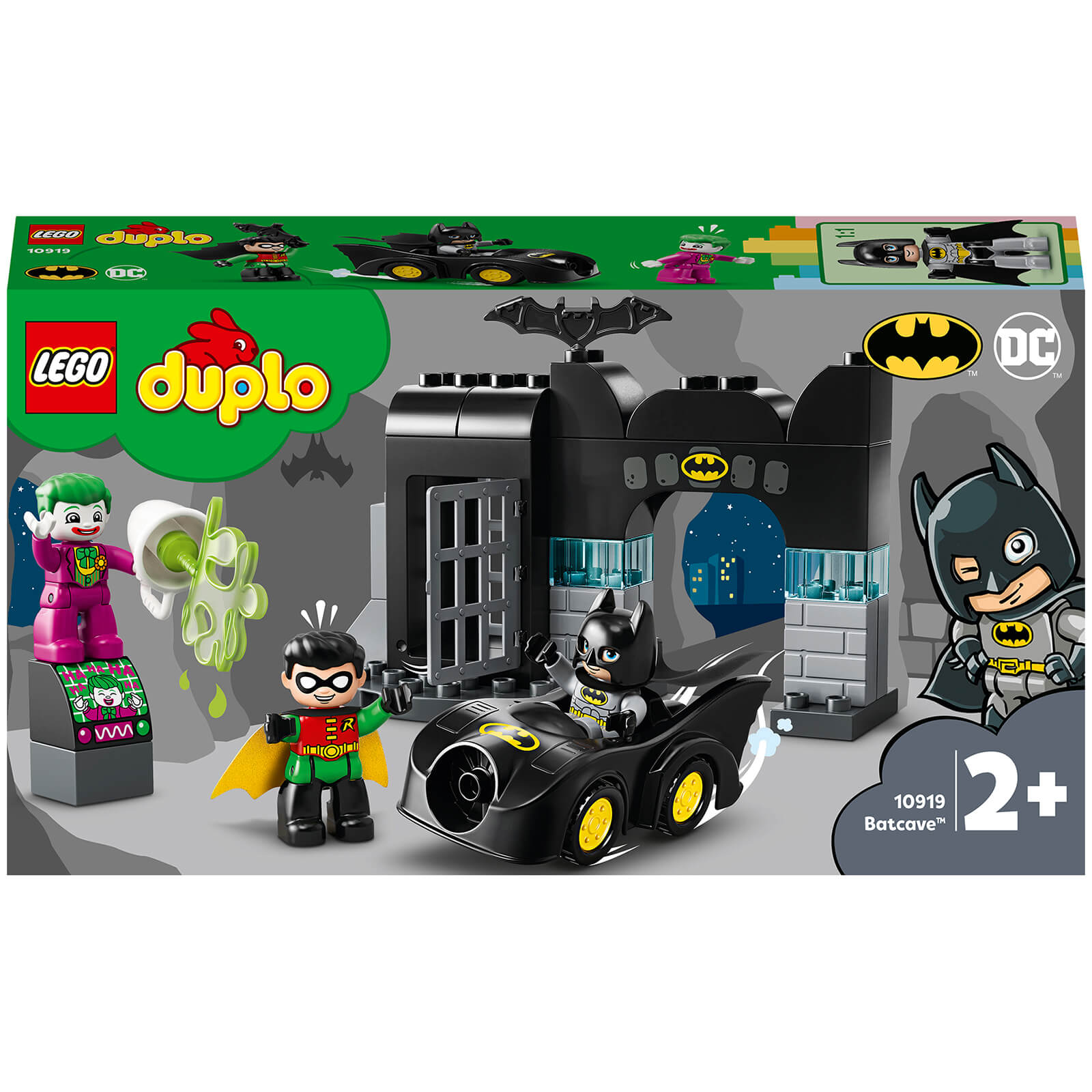 Image of 10919 LEGO® DUPLO® Battery cave