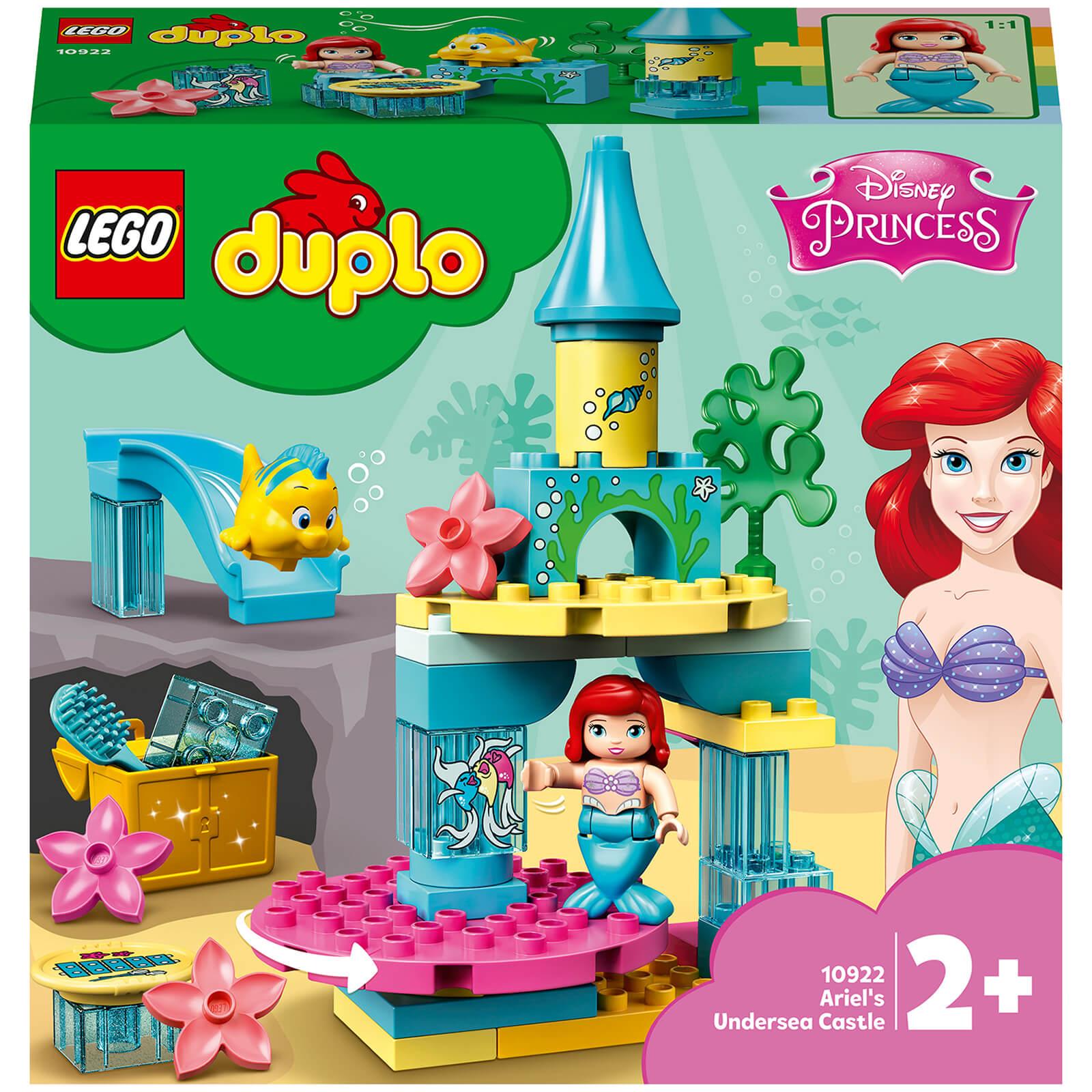 Image of 10922 LEGO® DUPLO® Arielles underwater castle