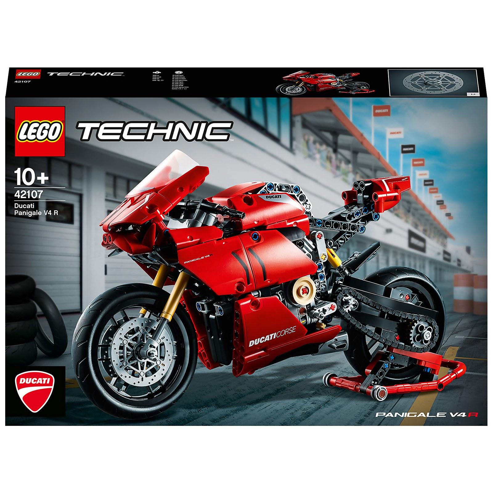 Image of 42107 LEGO® TECHNIC Ducati Panigale V4 R.