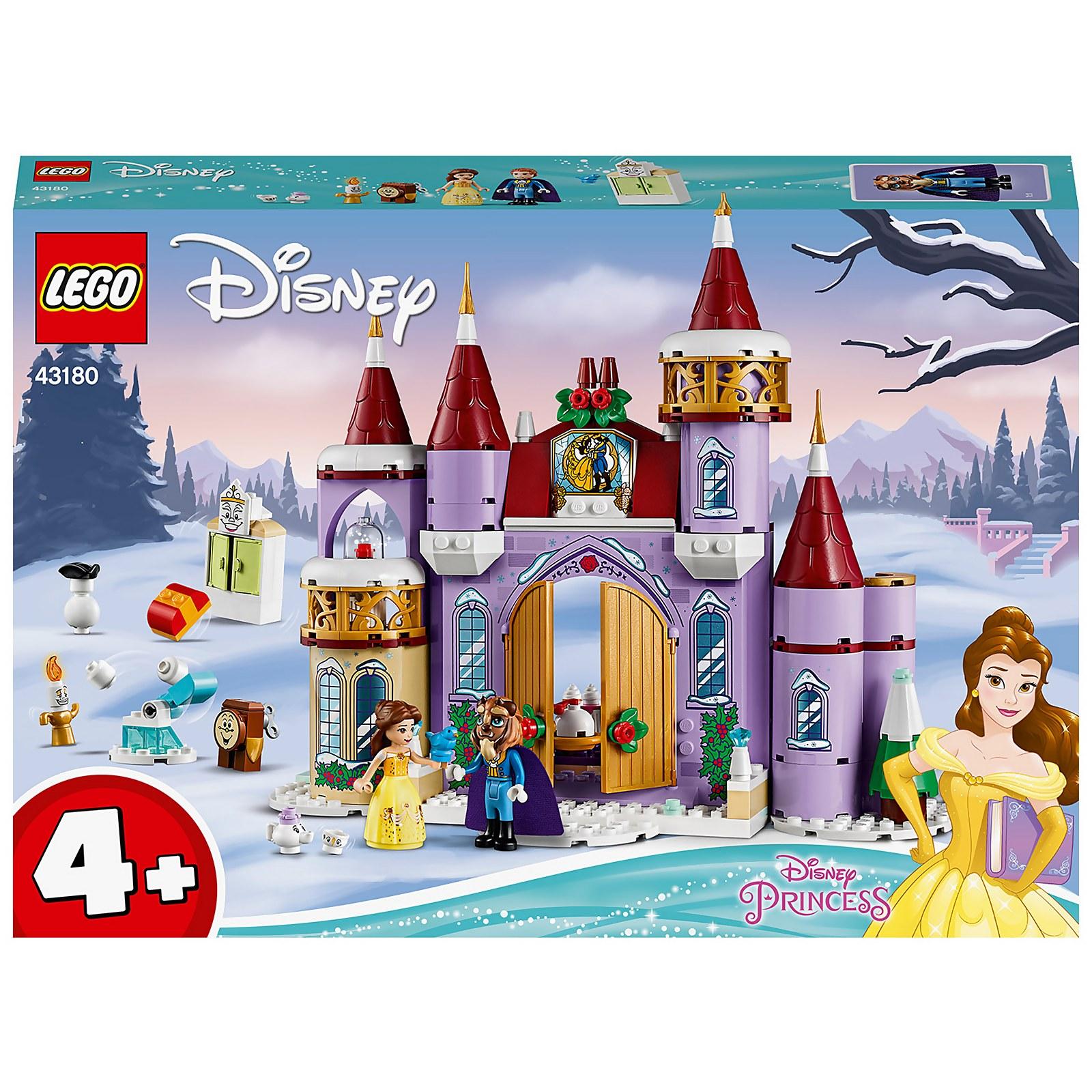 Image of 43180 LEGO® DISNEY Belles Winter Castle