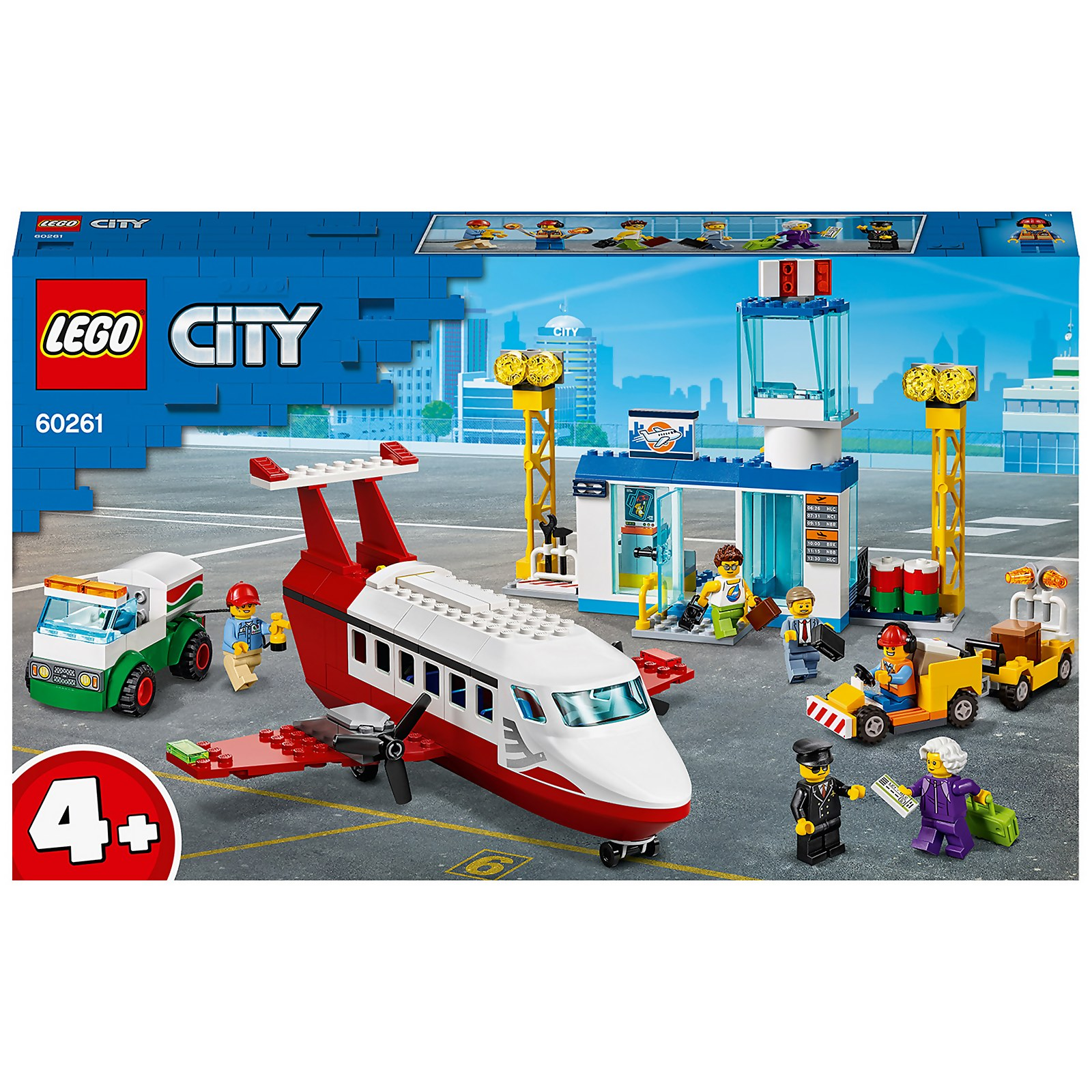 Image of 60261 LEGO® CITY Airport